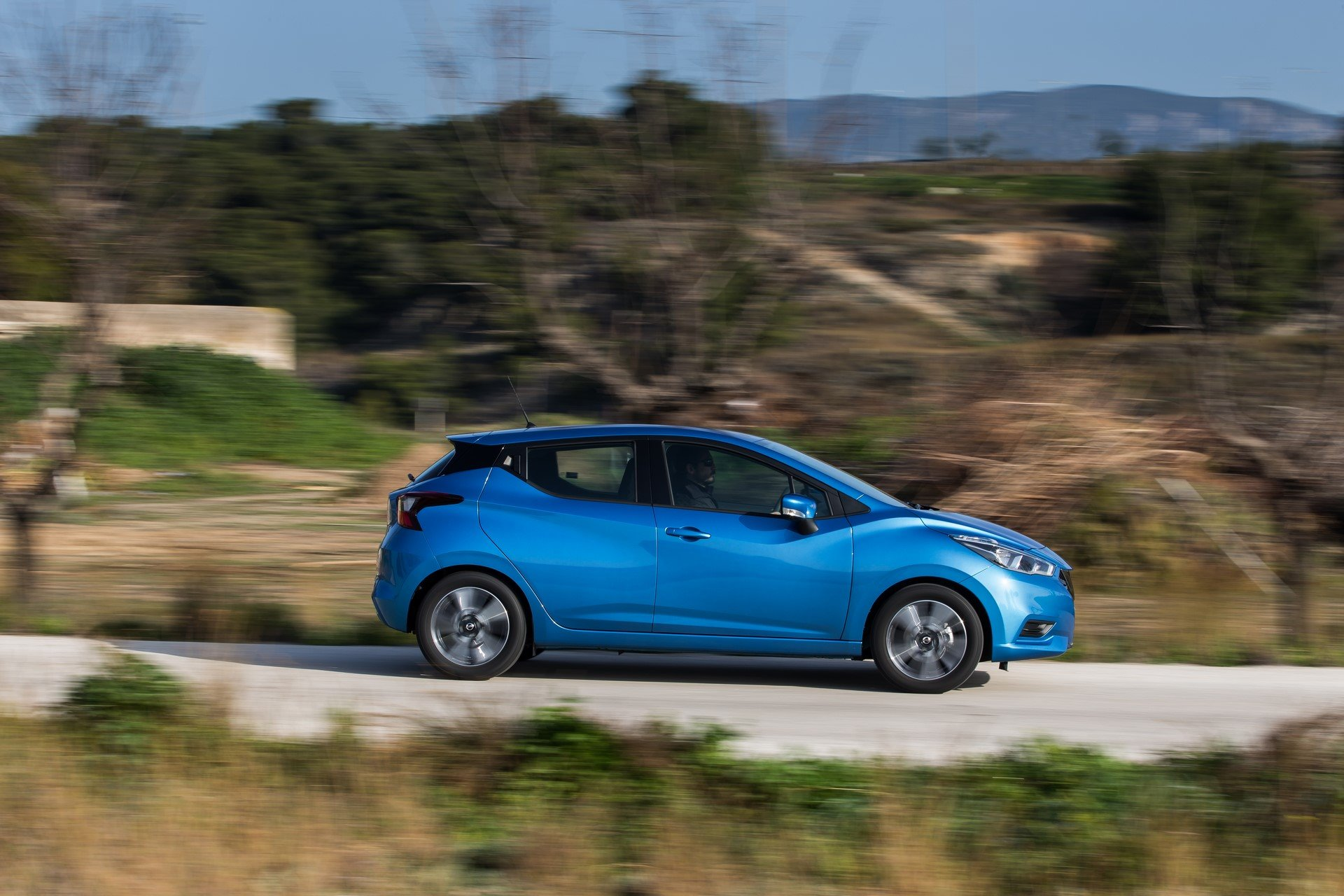 Nissan Micra 2019 Greek (47)