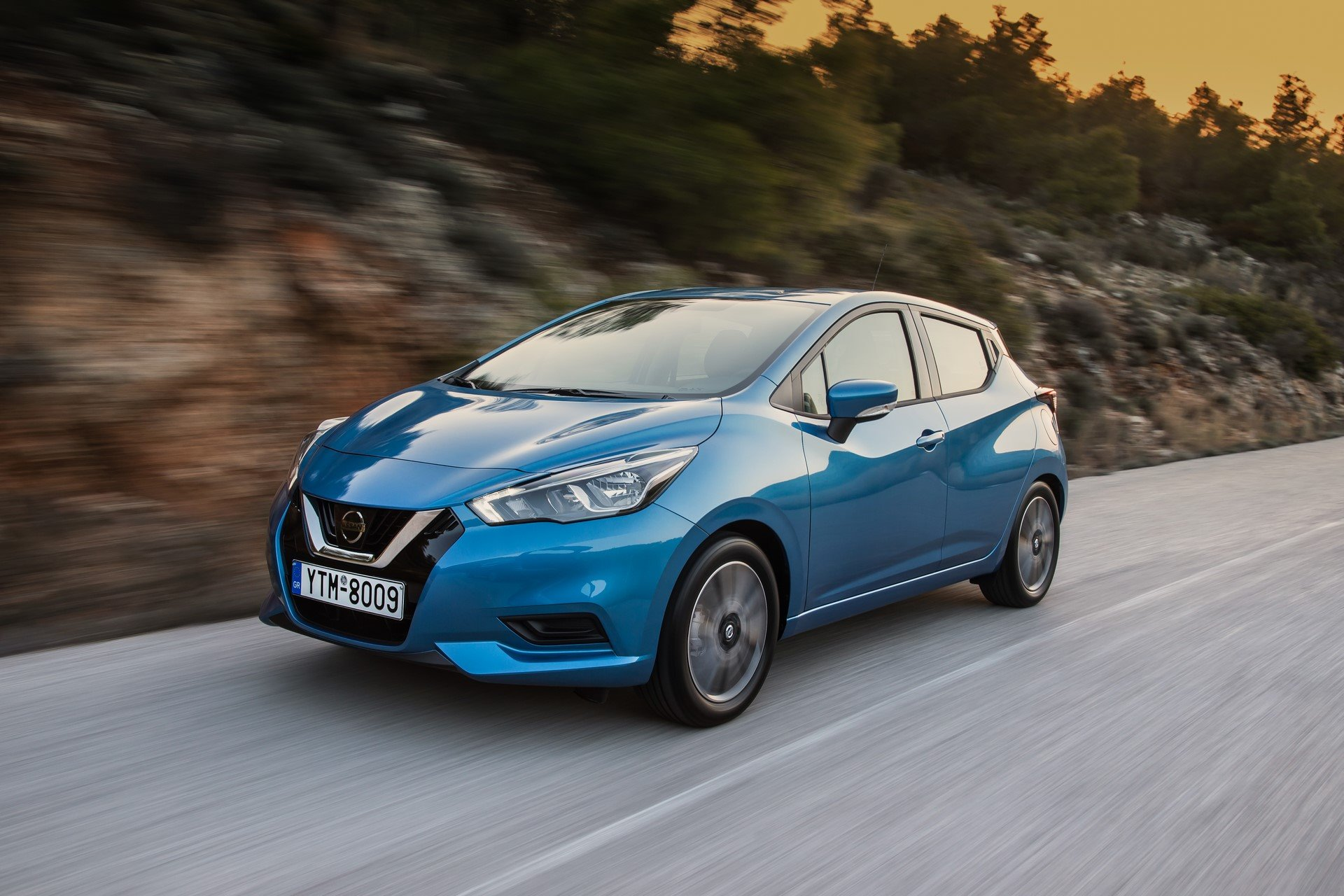 Nissan Micra 2019 Greek (49)