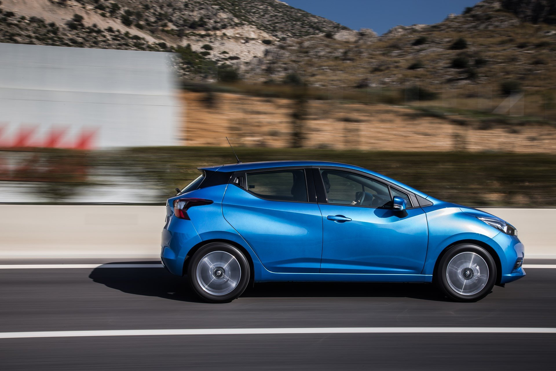 Nissan Micra 2019 Greek (50)