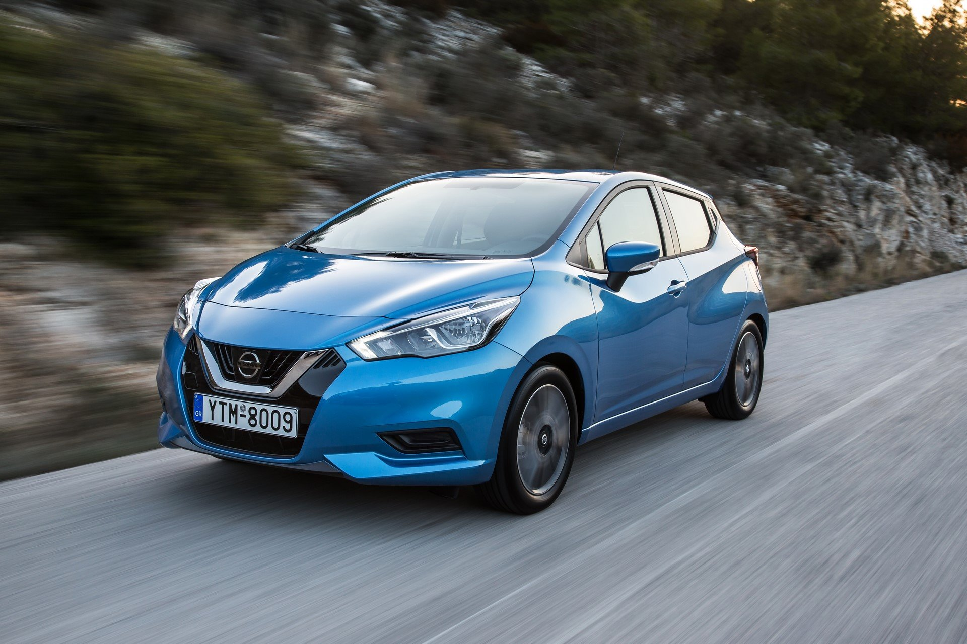 Nissan Micra 2019 Greek (52)