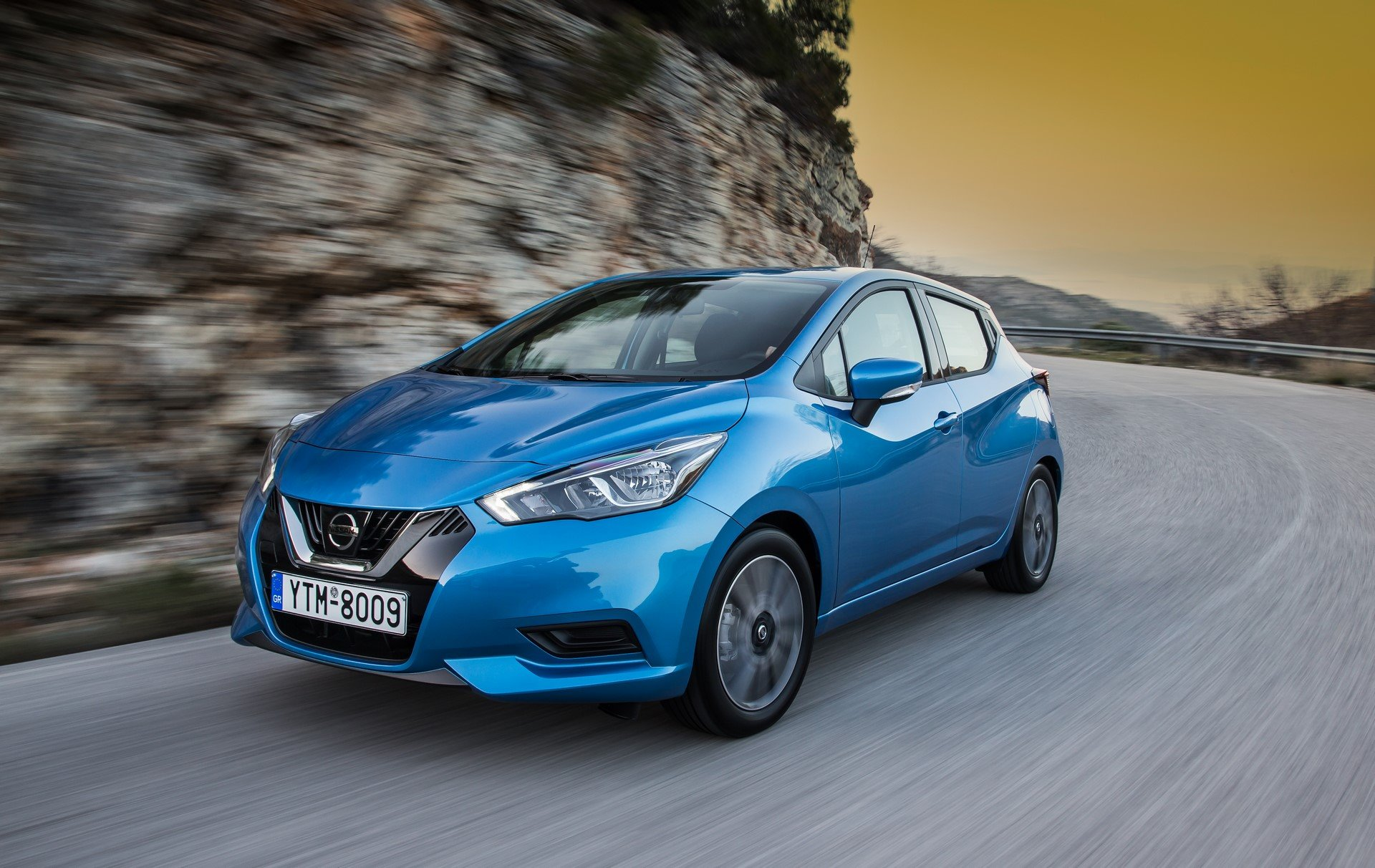 Nissan Micra 2019 Greek (54)