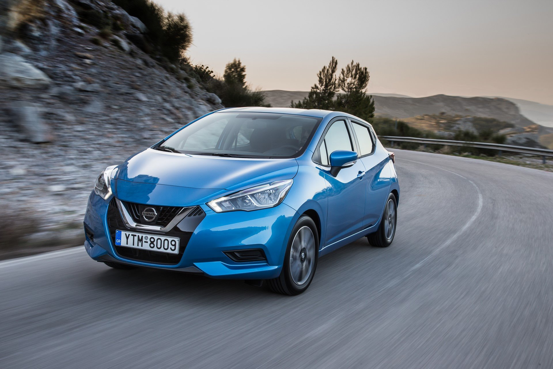 Nissan Micra 2019 Greek (56)