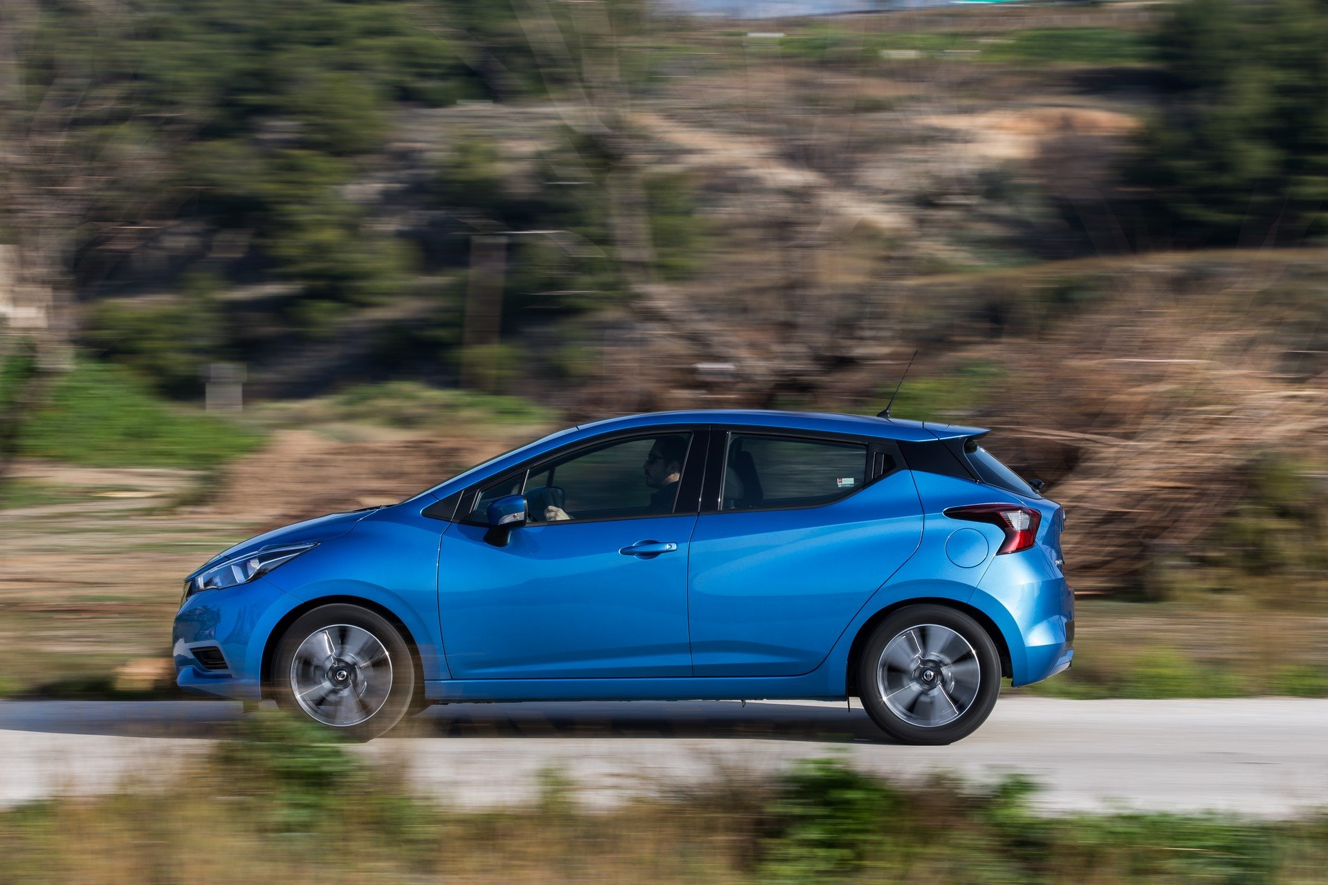 Nissan Micra 2019 Greek (57)