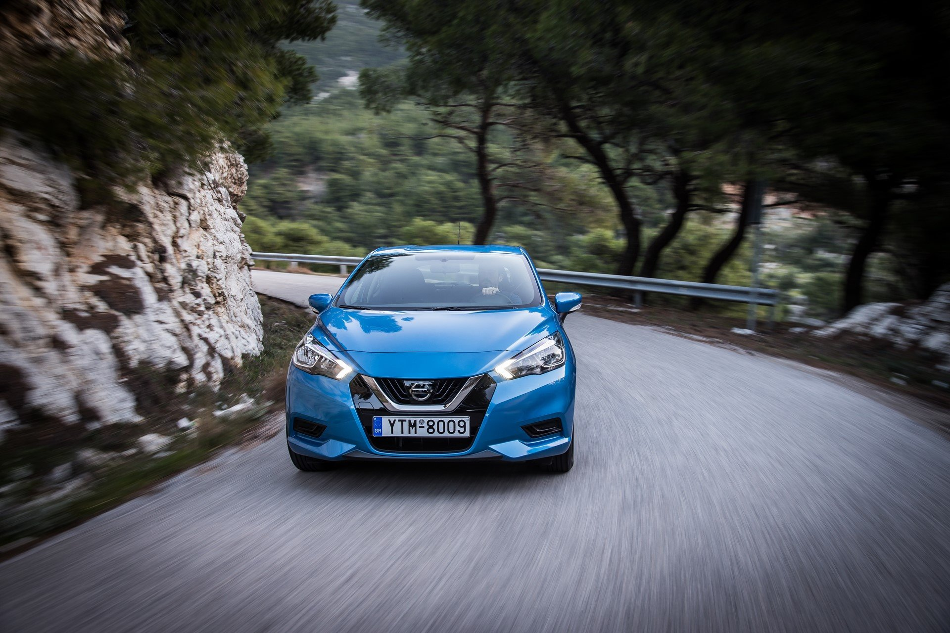 Nissan Micra 2019 Greek (58)