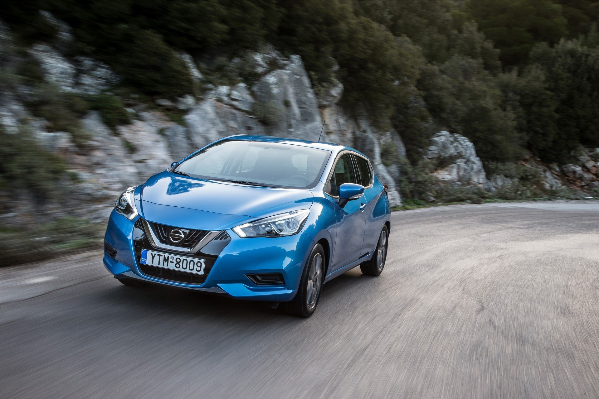 Nissan Micra 2019 Greek (60)
