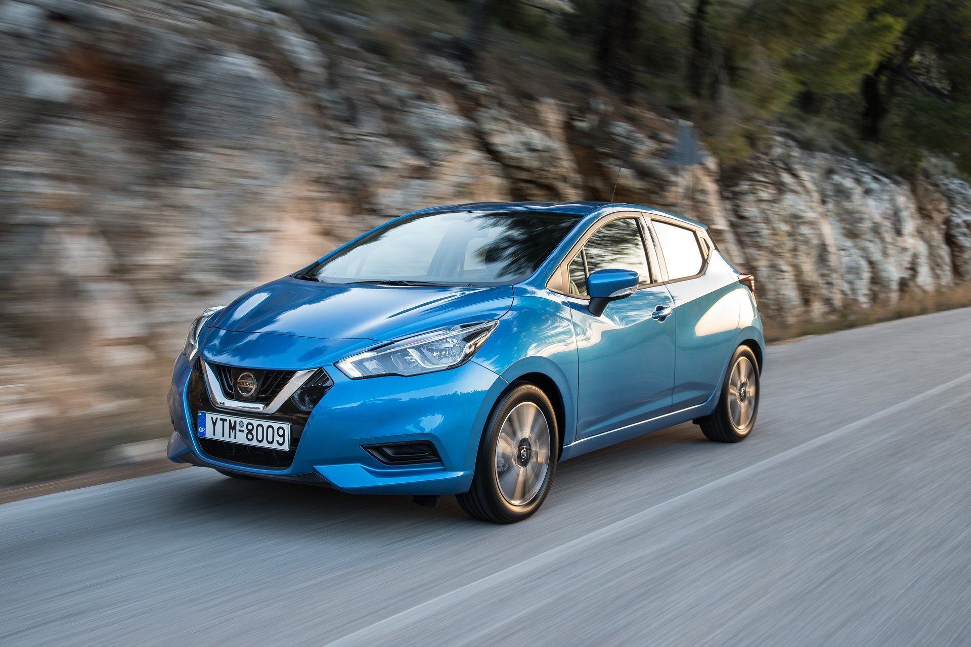 Nissan Micra 2019 Greek (63)