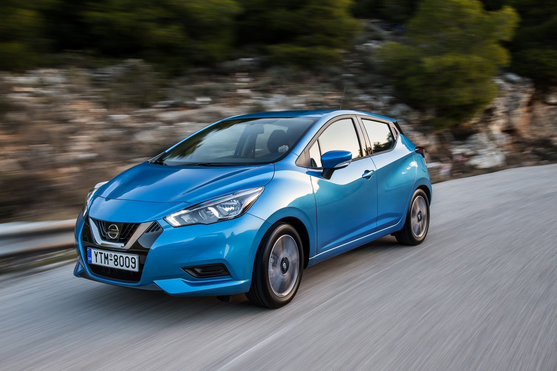 Nissan Micra 2019 Greek (66)