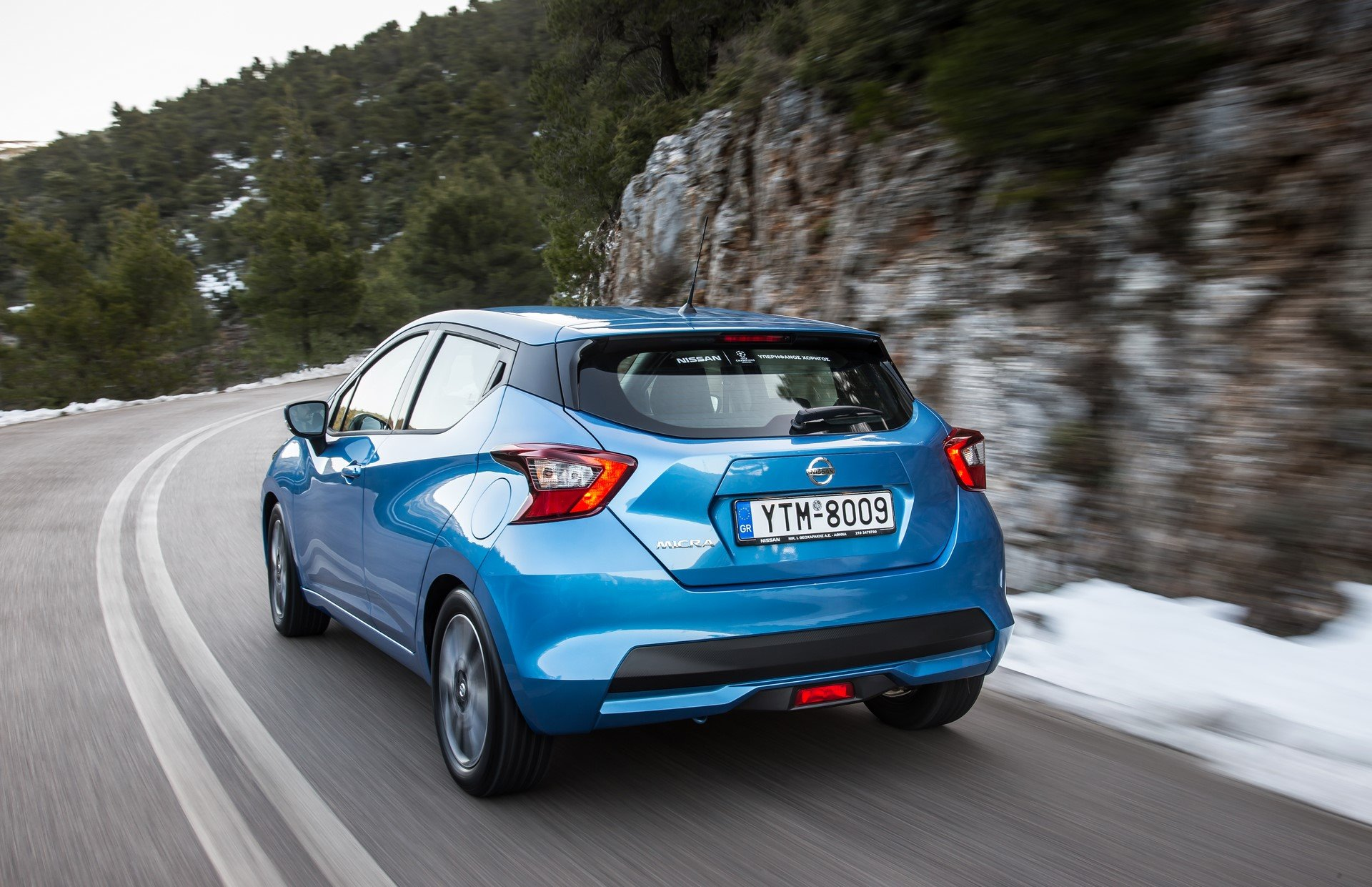 Nissan Micra 2019 Greek (67)
