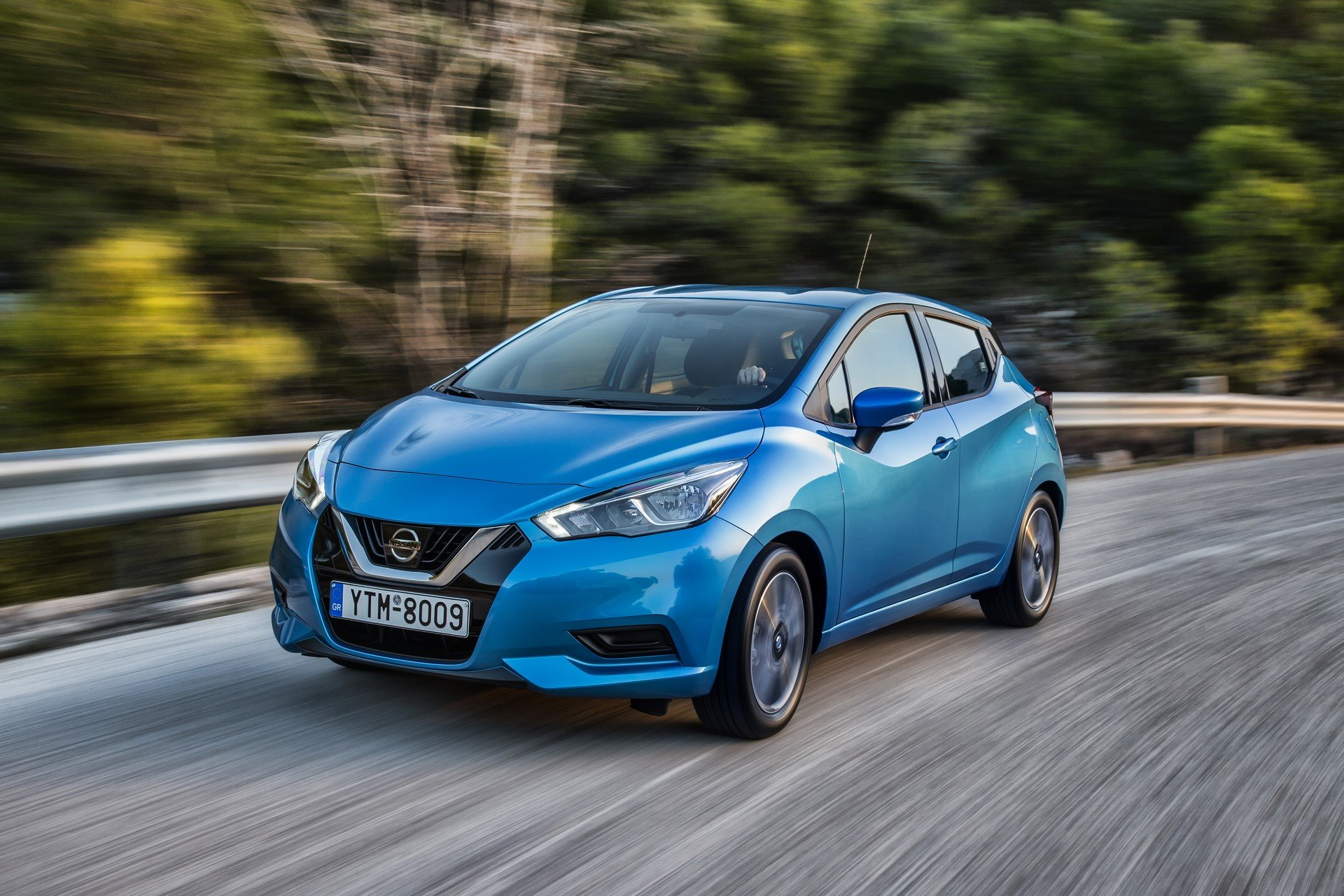 Nissan Micra 2019 Greek (69)