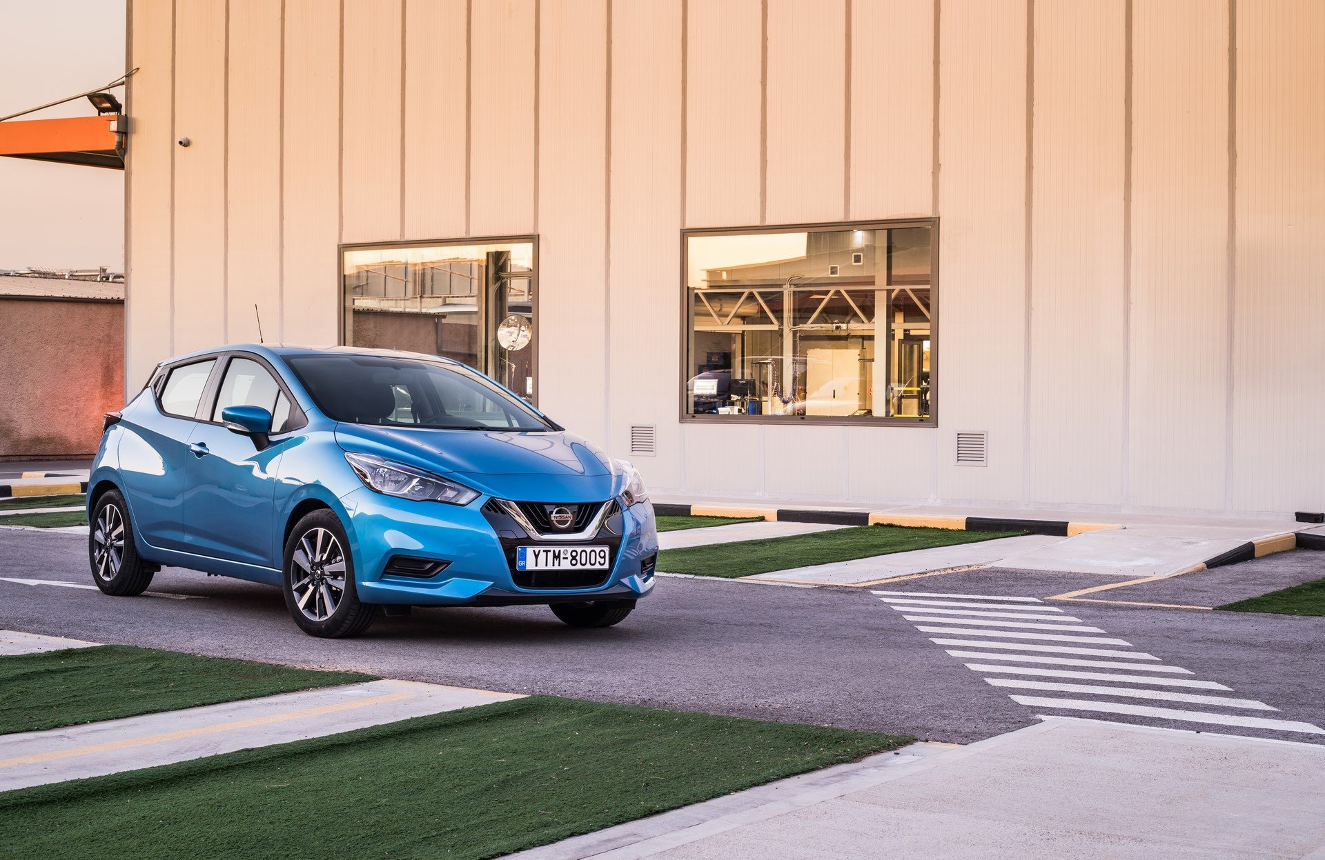Nissan Micra 2019 Greek (7)