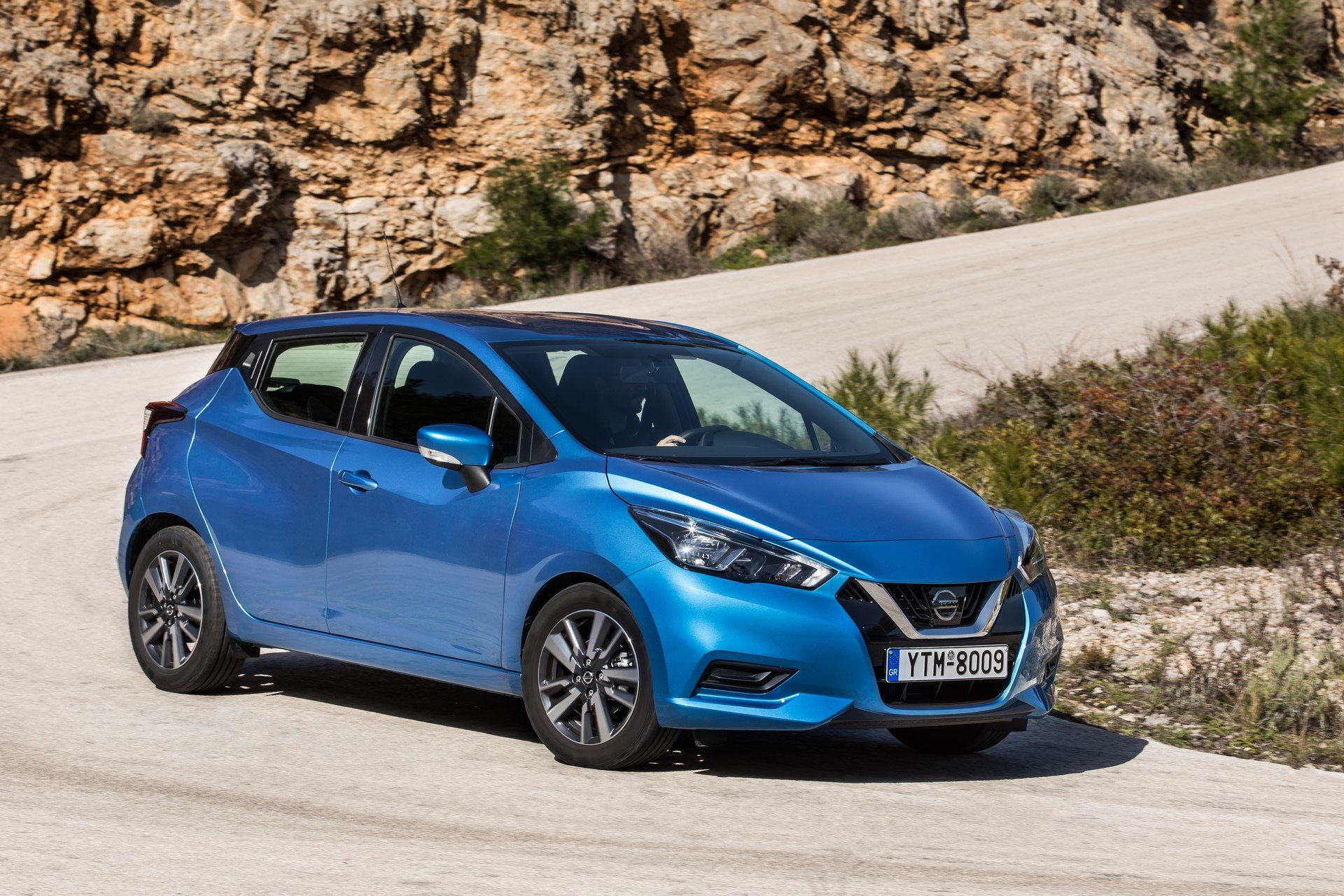 Nissan Micra 2019 Greek (70)