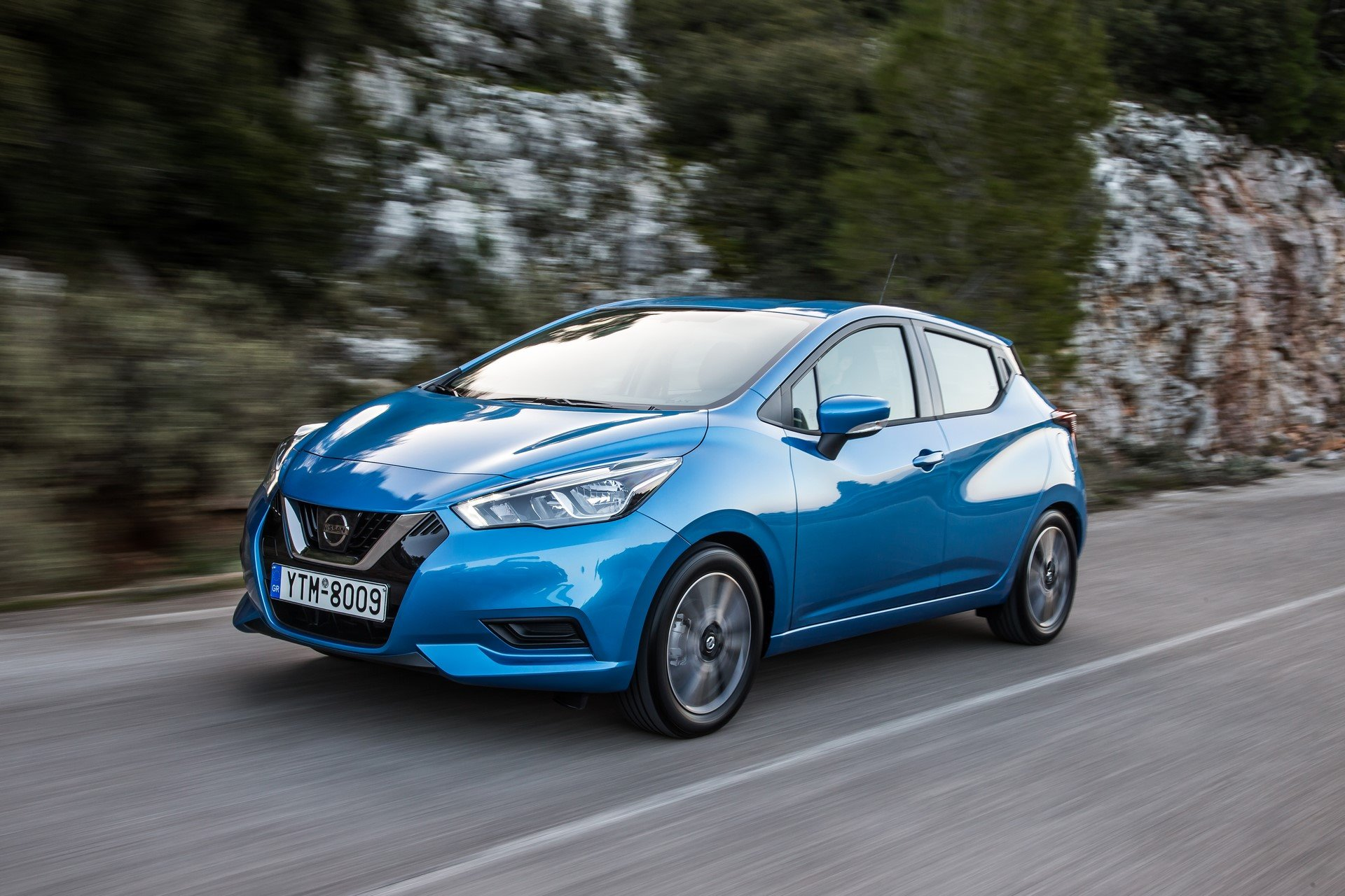 Nissan Micra 2019 Greek (71)