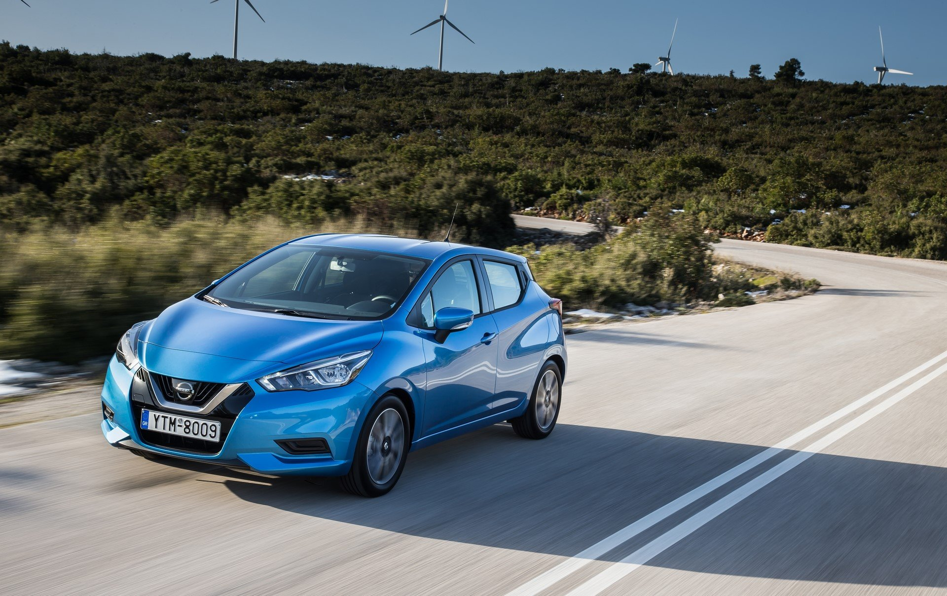 Nissan Micra 2019 Greek (73)