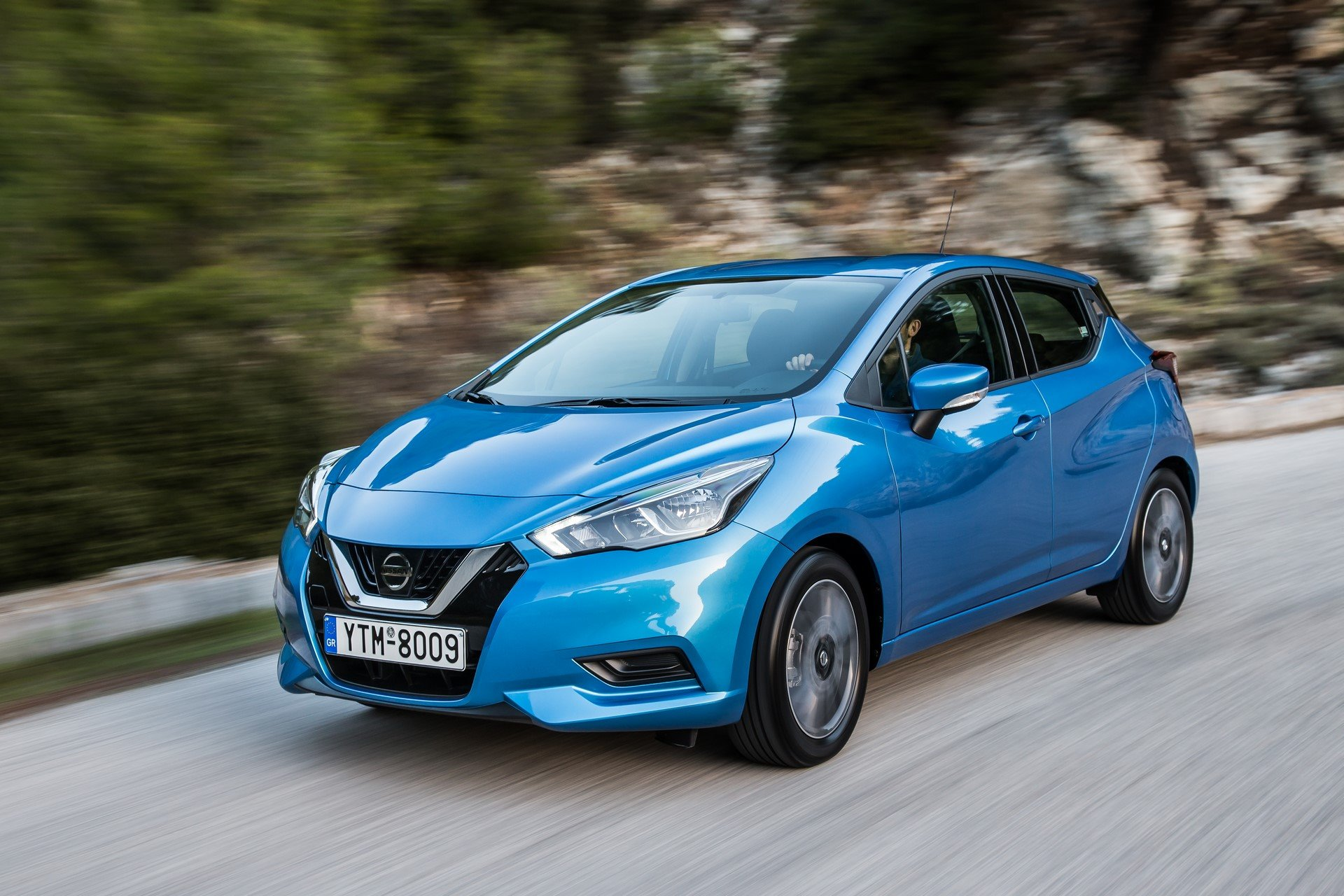 Nissan Micra 2019 Greek (75)