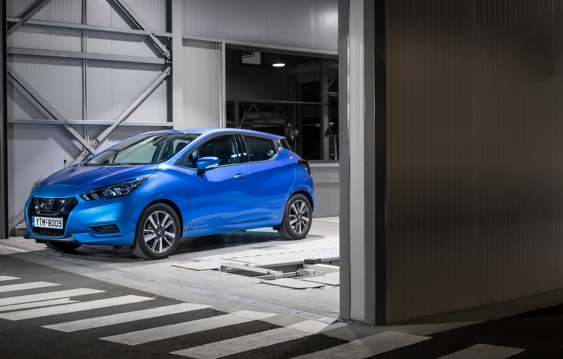 Nissan Micra 2019 Greek (8)