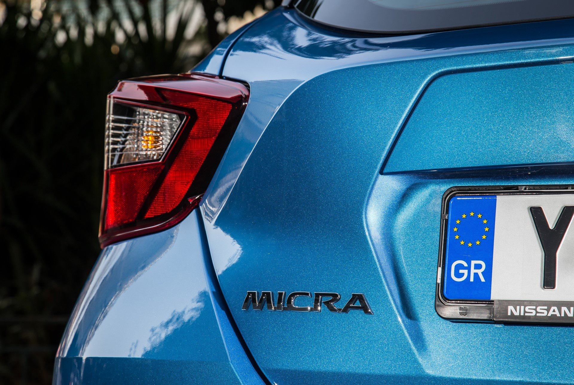Nissan Micra 2019 Greek (87)