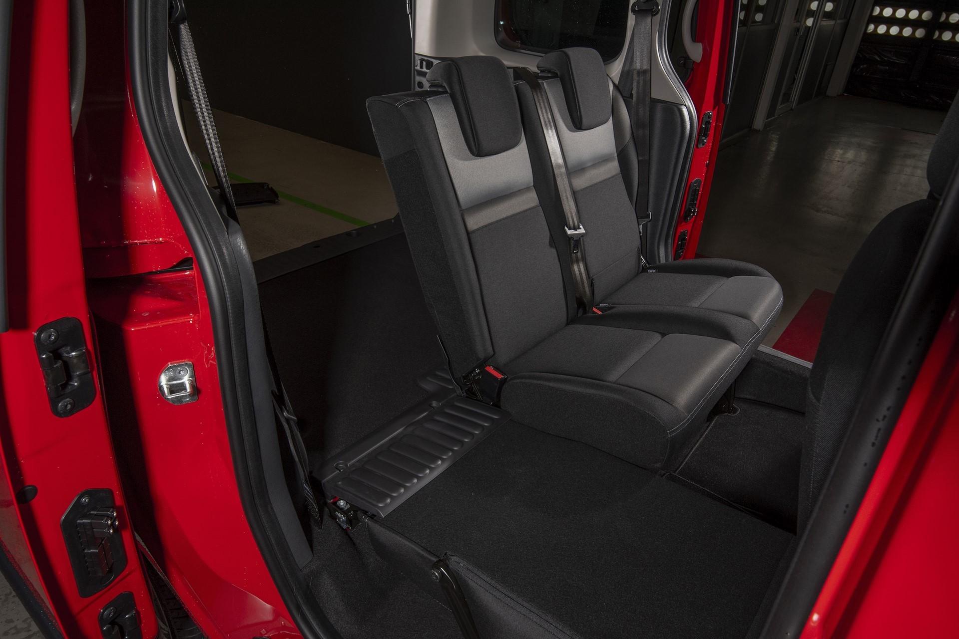 Nissan NV250 L1 Van