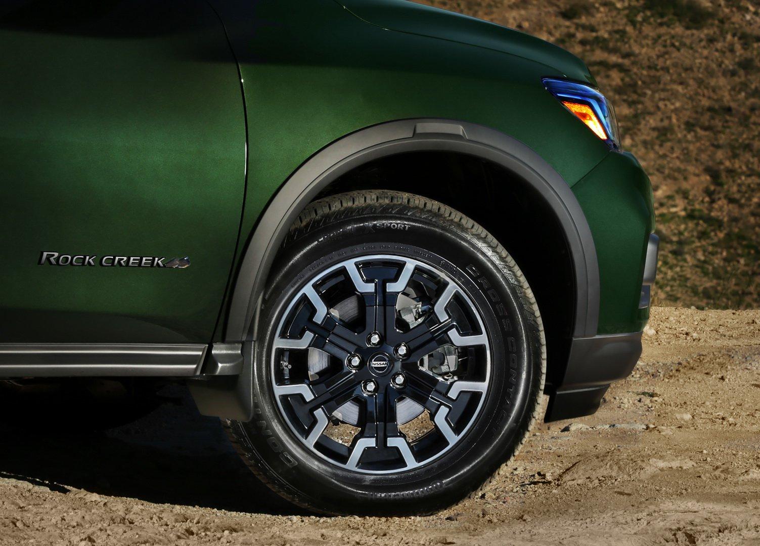 Nissan Pathfinder Rock Creek Edition 2019 (13)