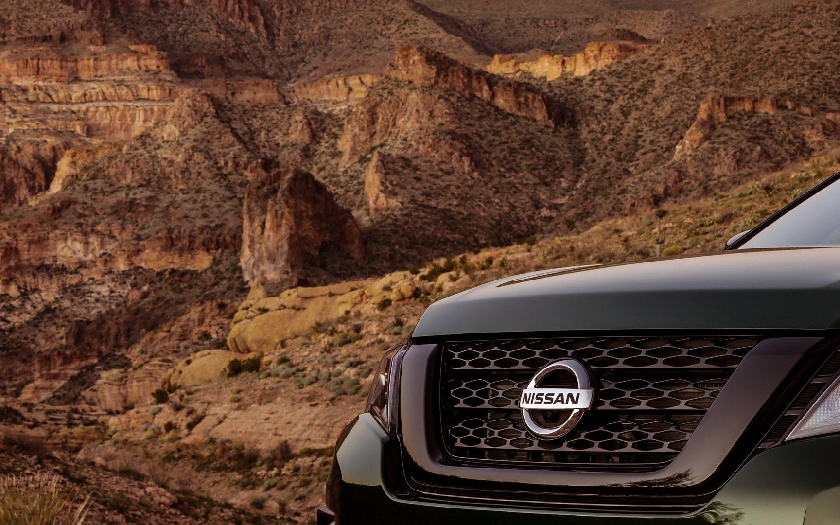 Nissan Pathfinder Rock Creek Edition 2019 (16)