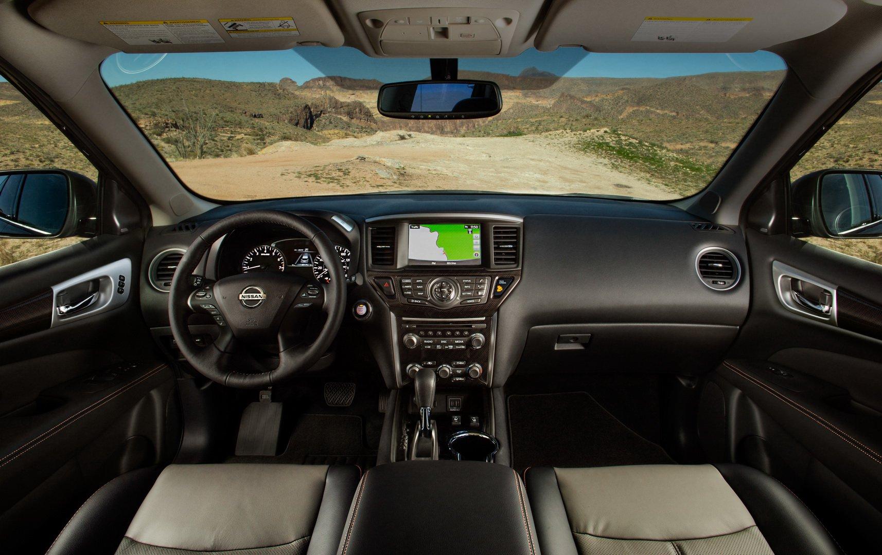 Nissan Pathfinder Rock Creek Edition 2019 (18)
