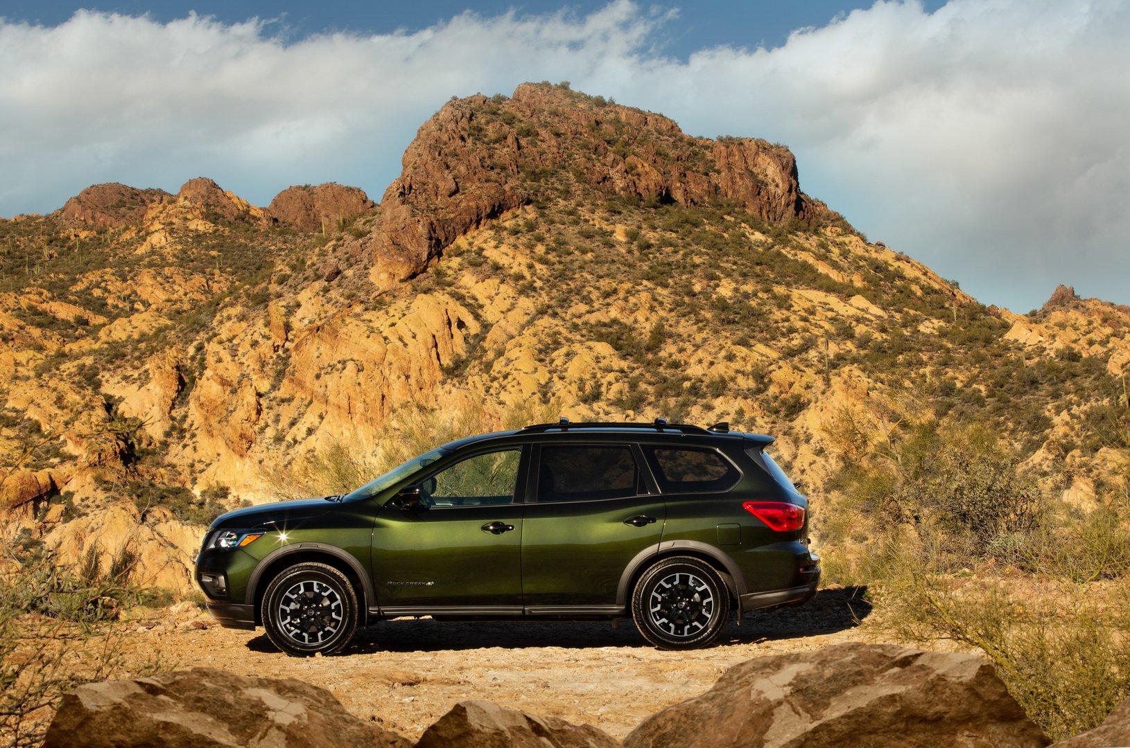 Nissan Pathfinder Rock Creek Edition 2019 (2)