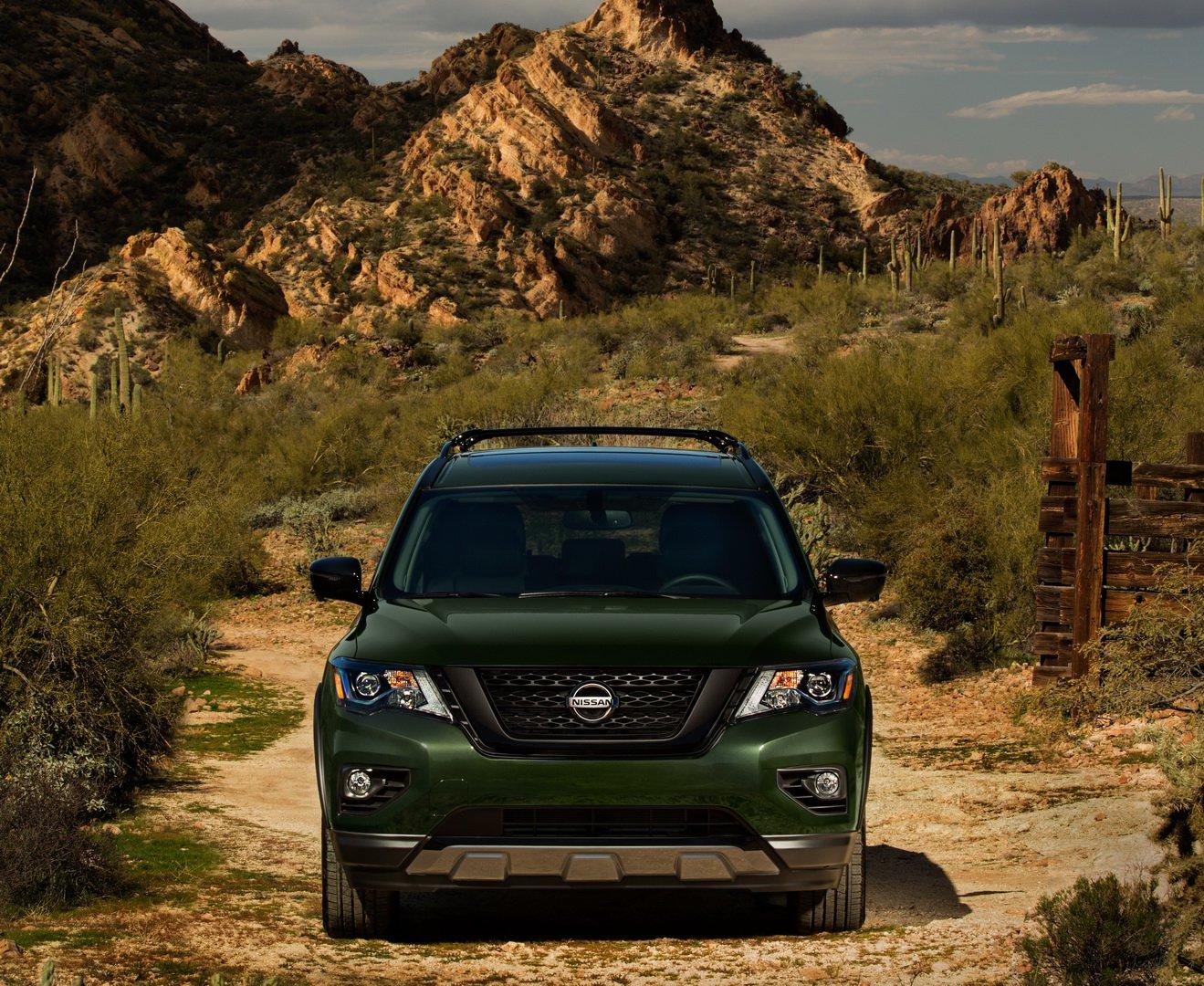 Nissan Pathfinder Rock Creek Edition - Autoblog.gr