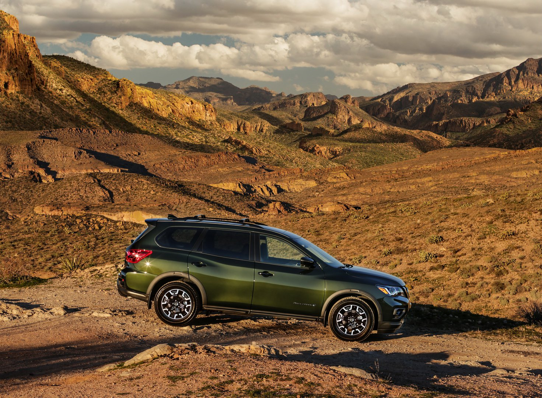 Nissan Pathfinder Rock Creek Edition 2019 (5)
