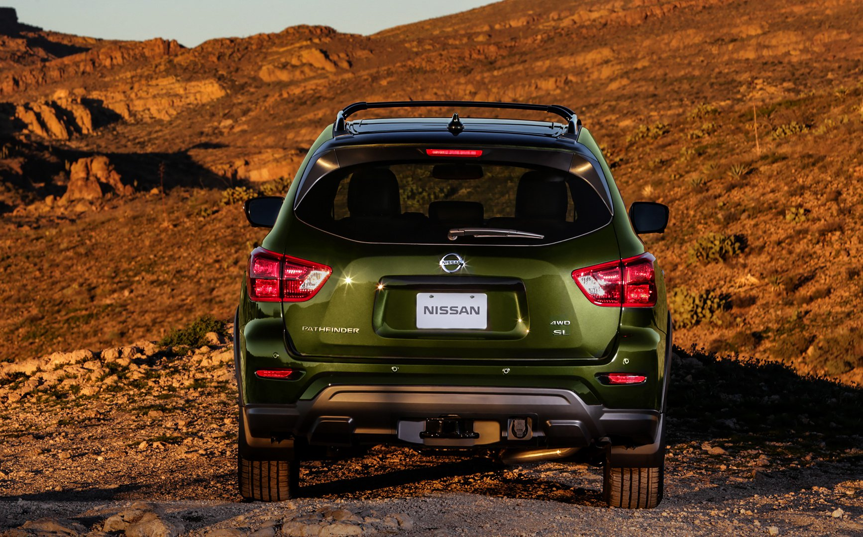 Nissan Pathfinder Rock Creek Edition 2019 (6)