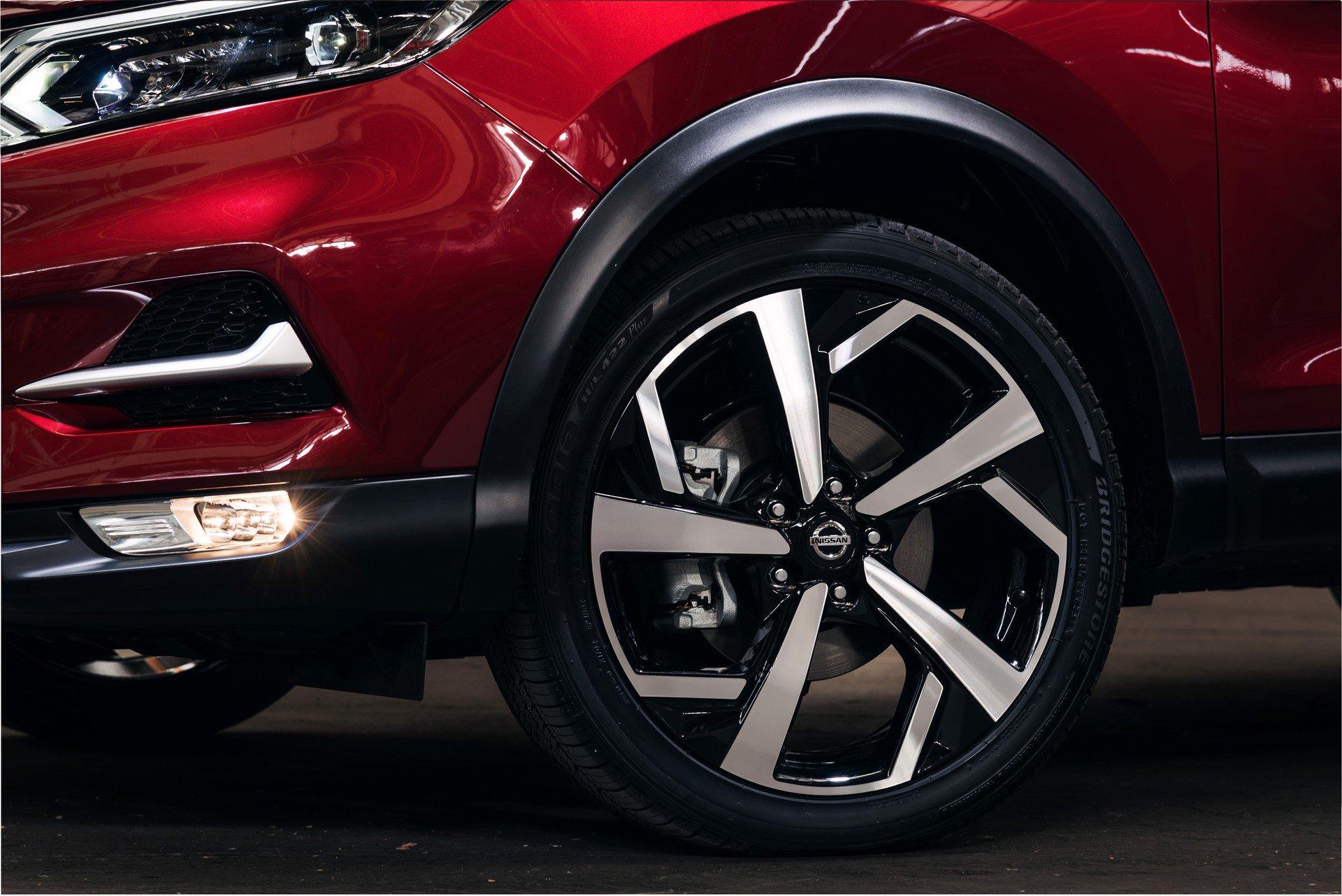 Nissan Rogue Sport 2020 (10)