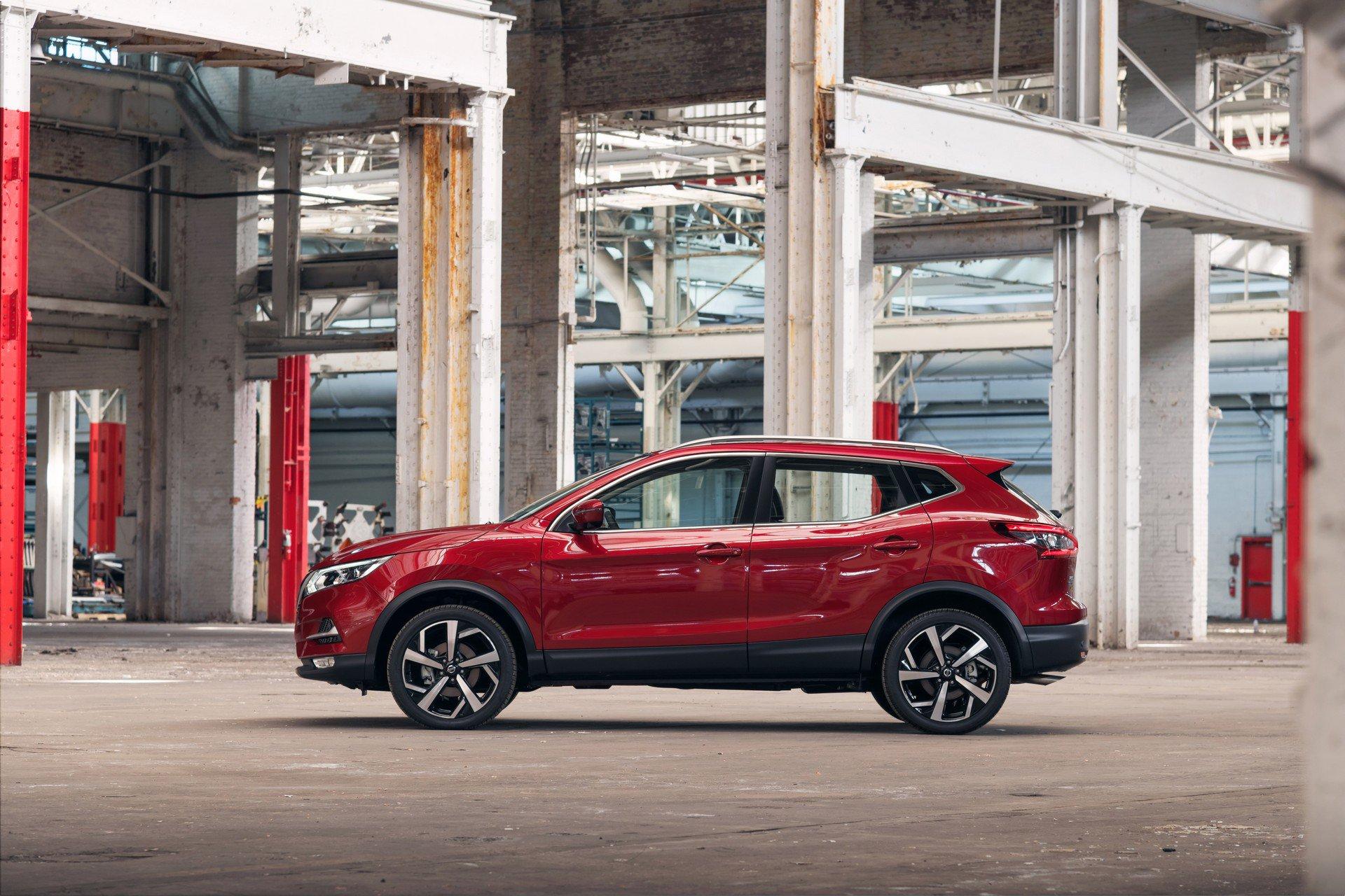Nissan Rogue Sport 2020 (2)