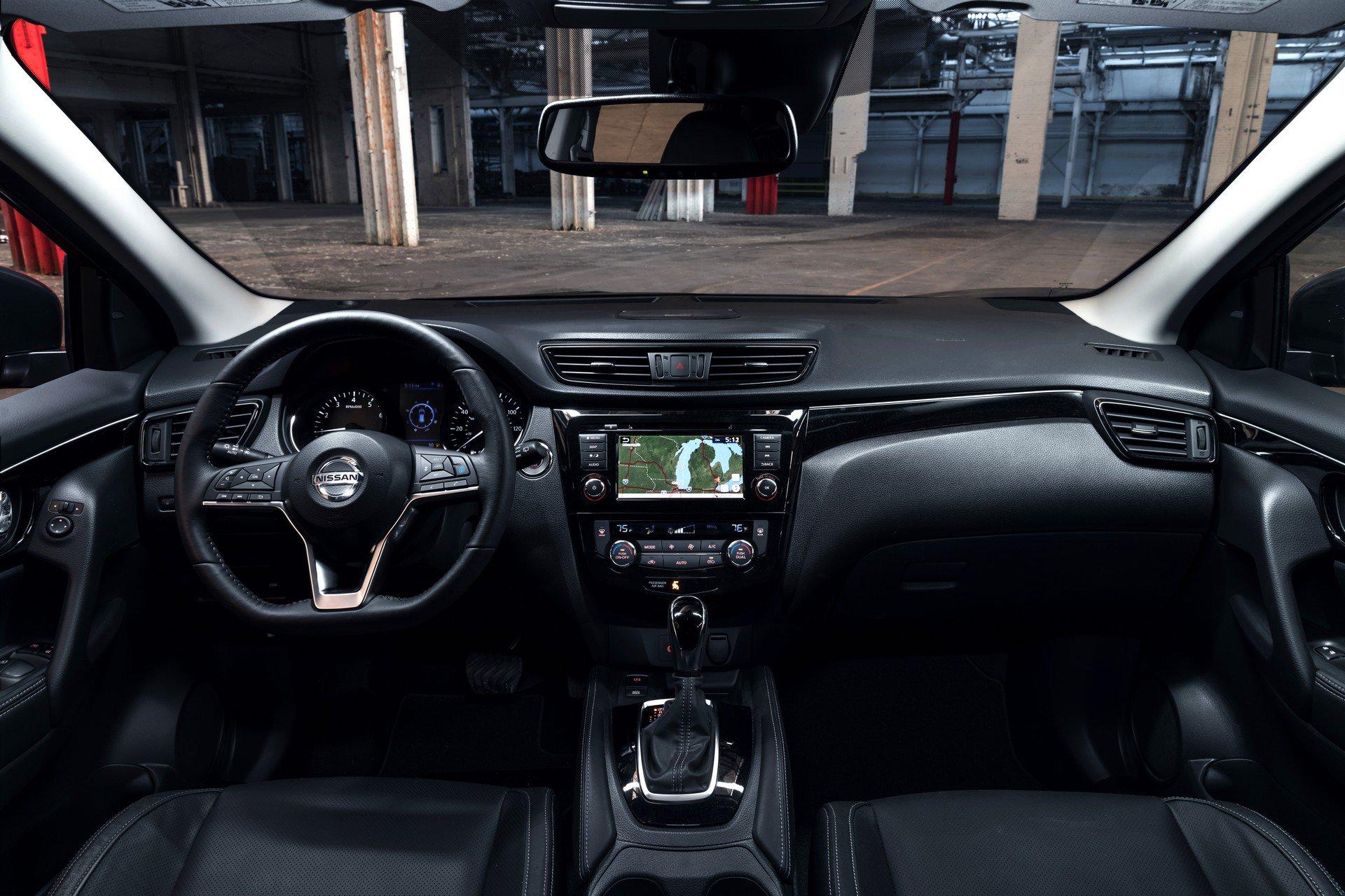 Nissan Rogue Sport 2020 (25)