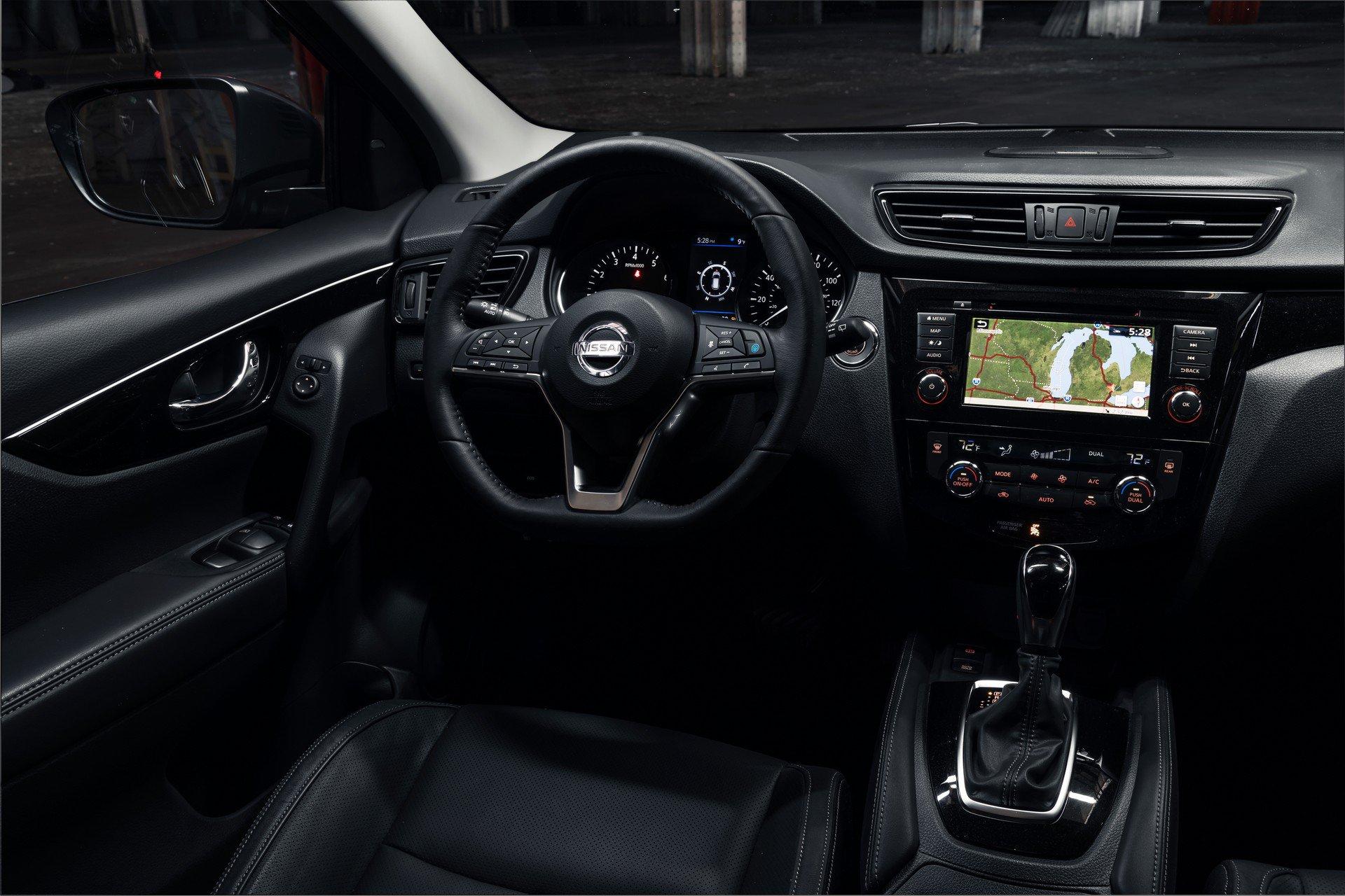 Nissan Rogue Sport 2020 (26)
