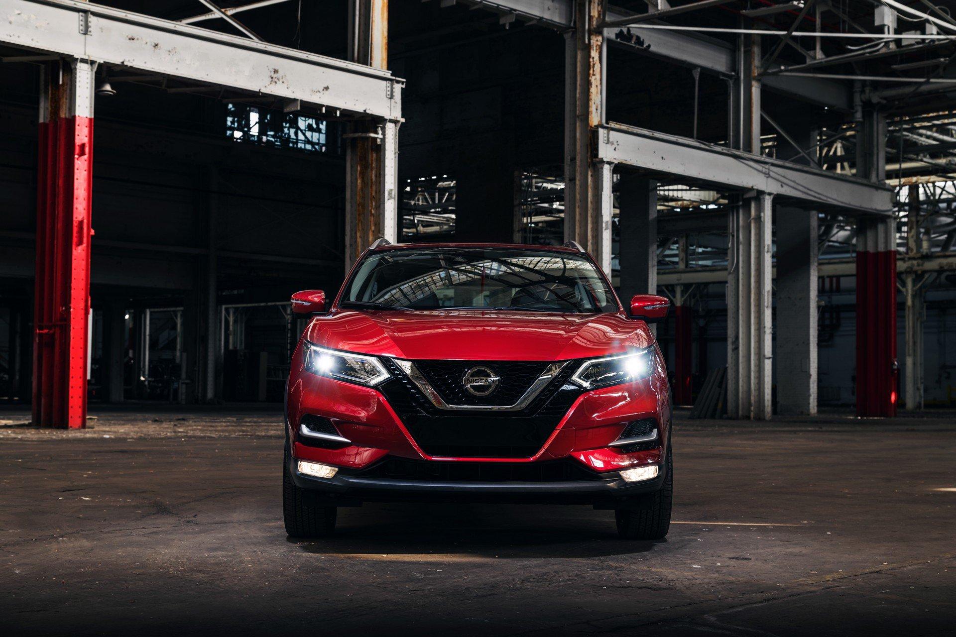 Nissan Rogue Sport 2020 (5)