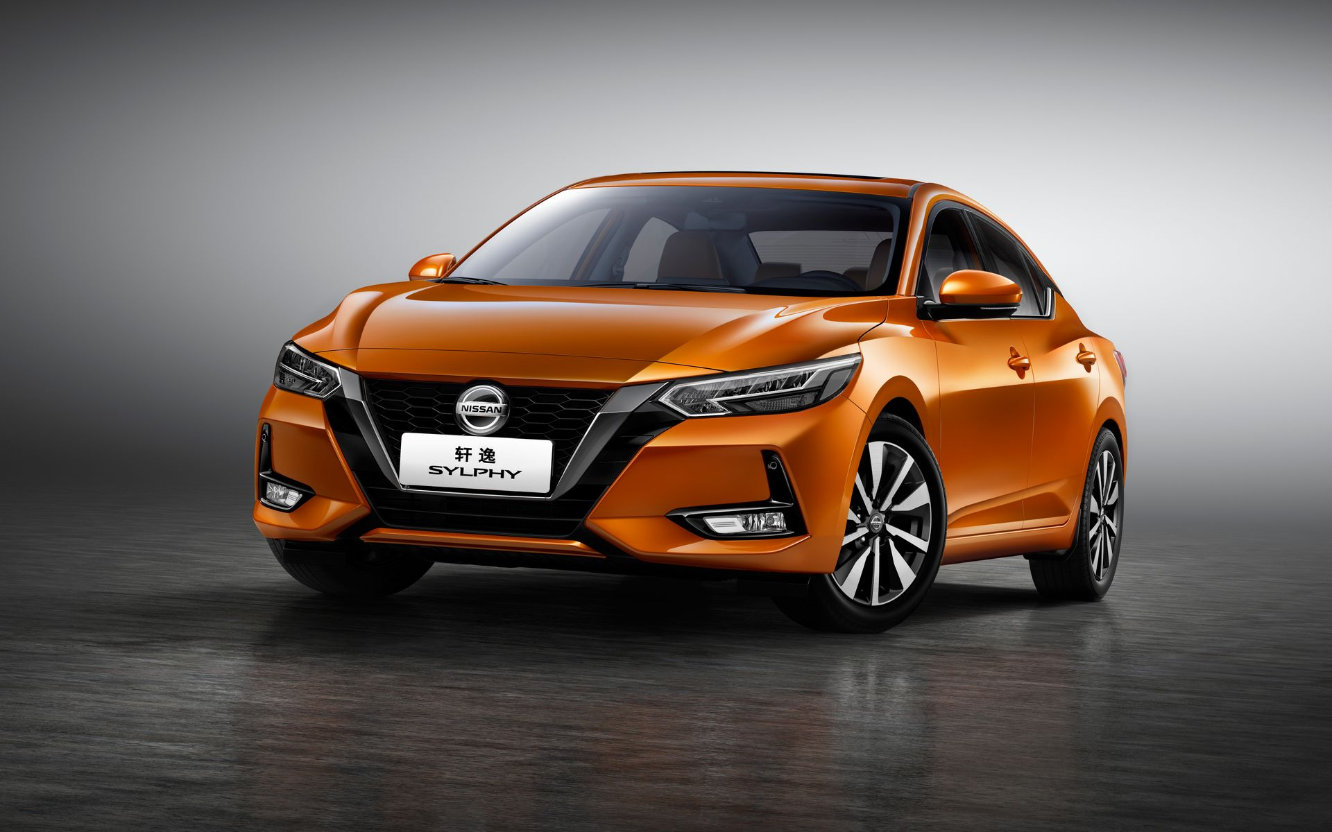 Nissan-Sylphy-2019-1