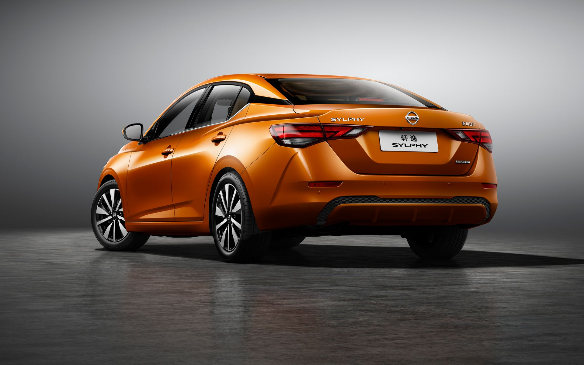 Nissan-Sylphy-2019-3