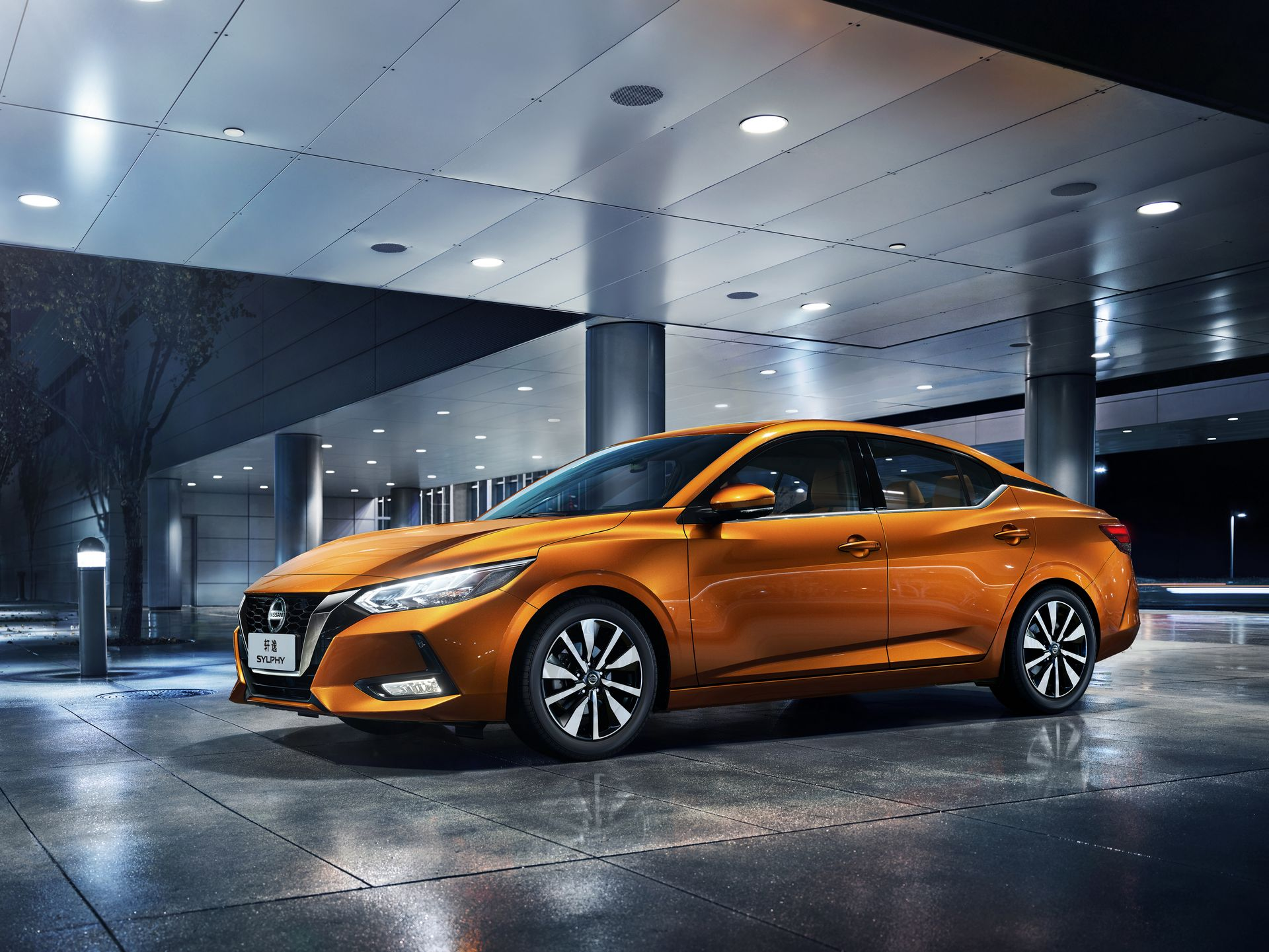 Nissan-Sylphy-2019-4
