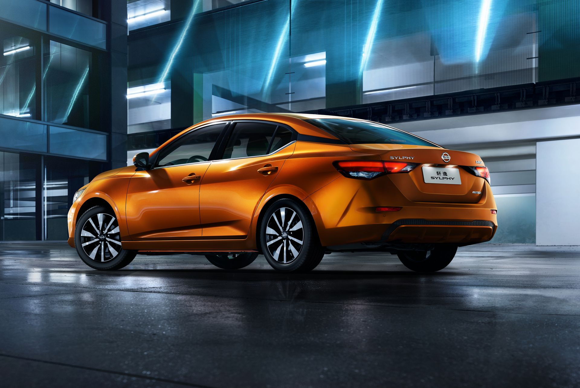 Nissan-Sylphy-2019-5