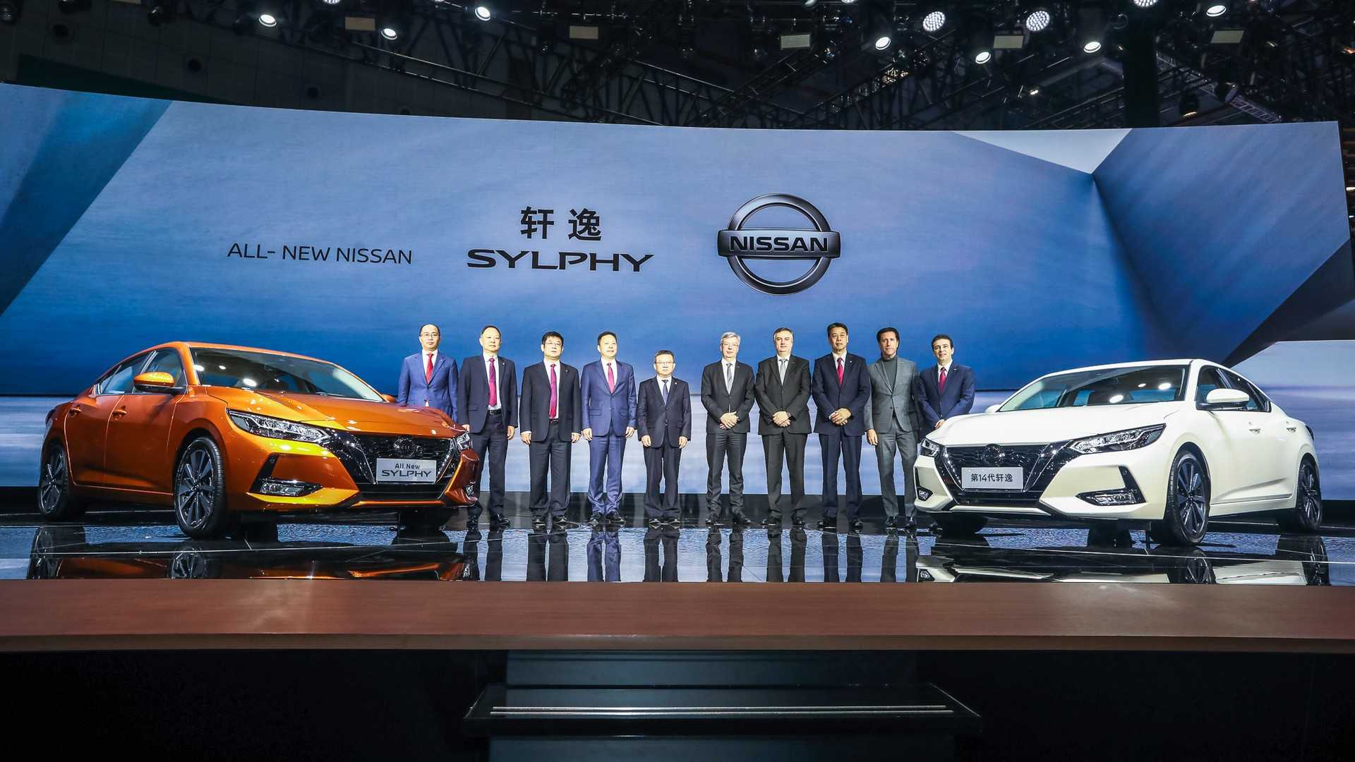 Nissan-Sylphy-2019-8