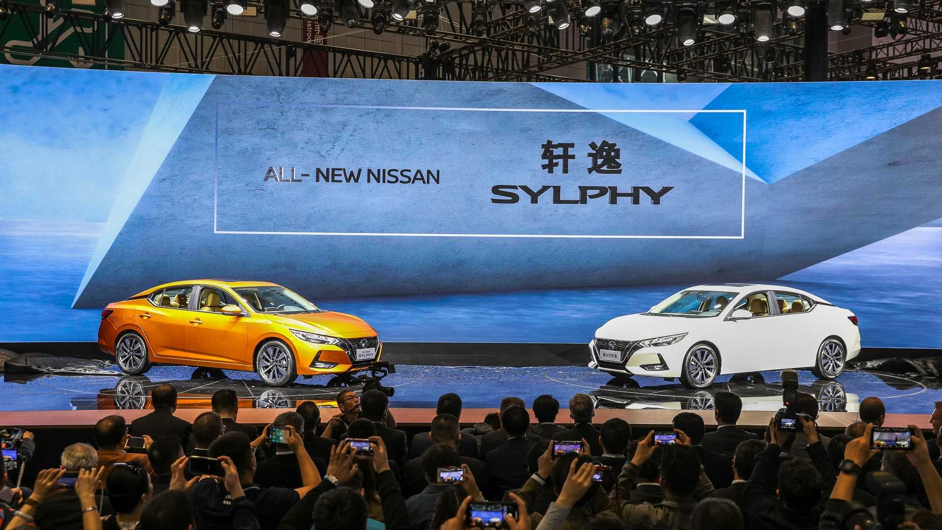Nissan-Sylphy-2019-9