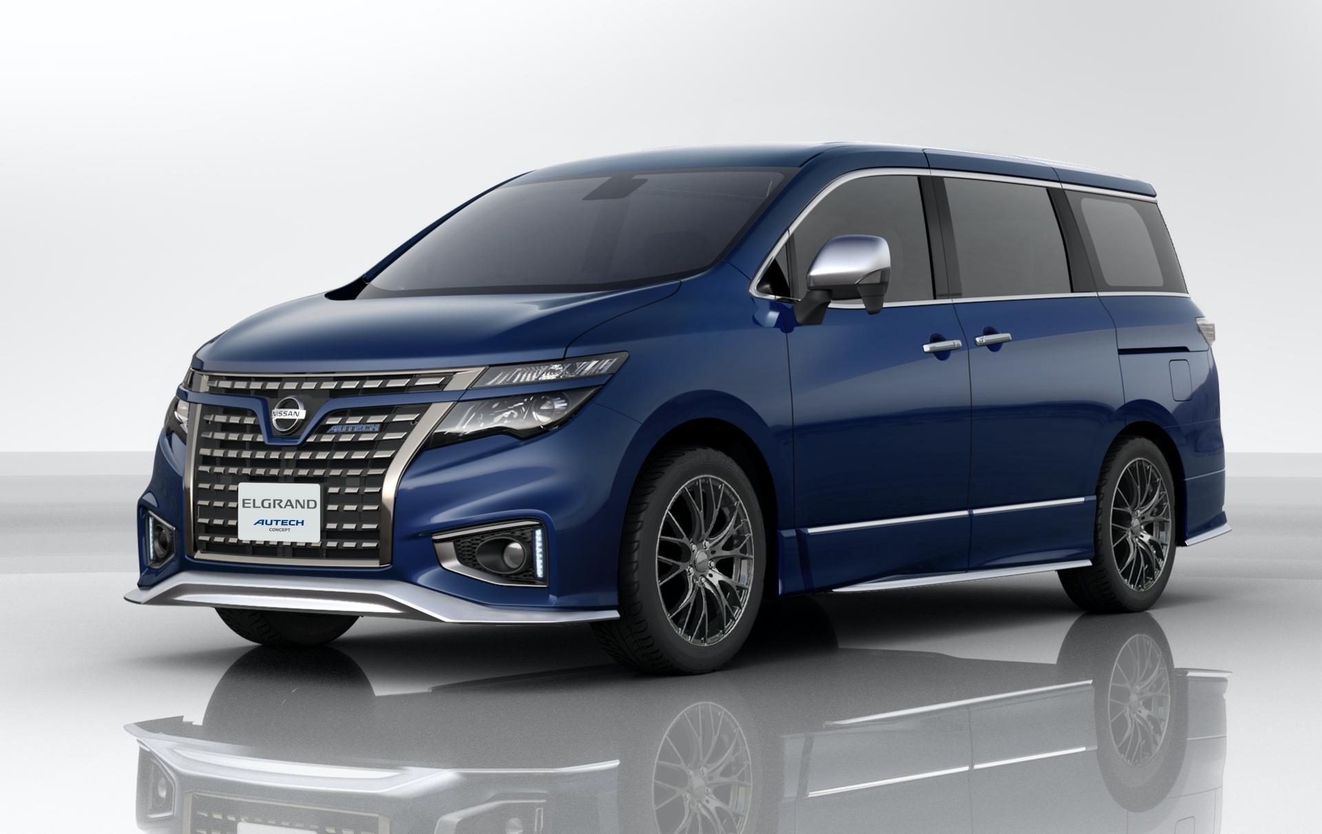 Nissan-Elgrand-Autech-Concept