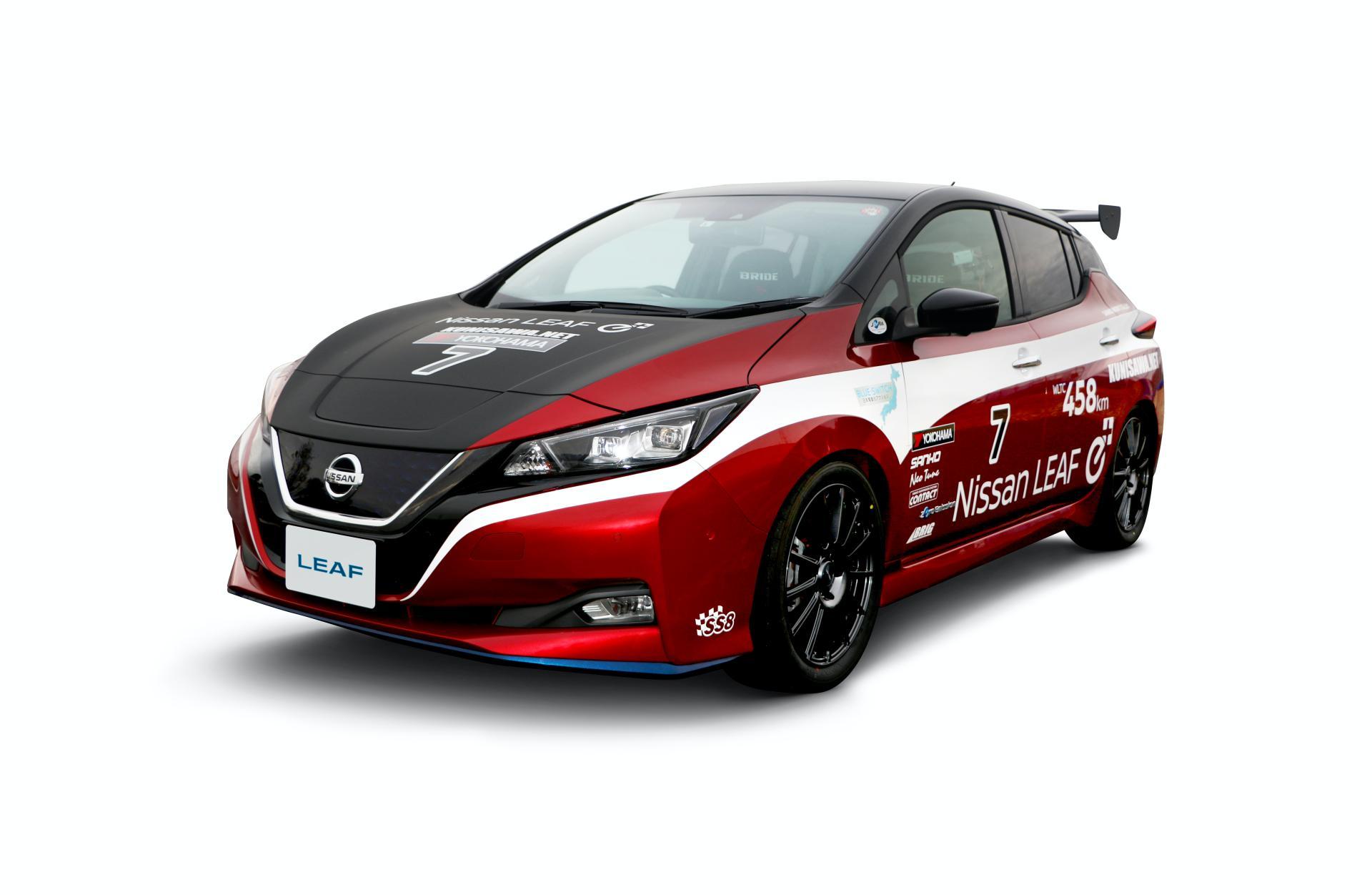 Nissan-Leaf-e-race-car