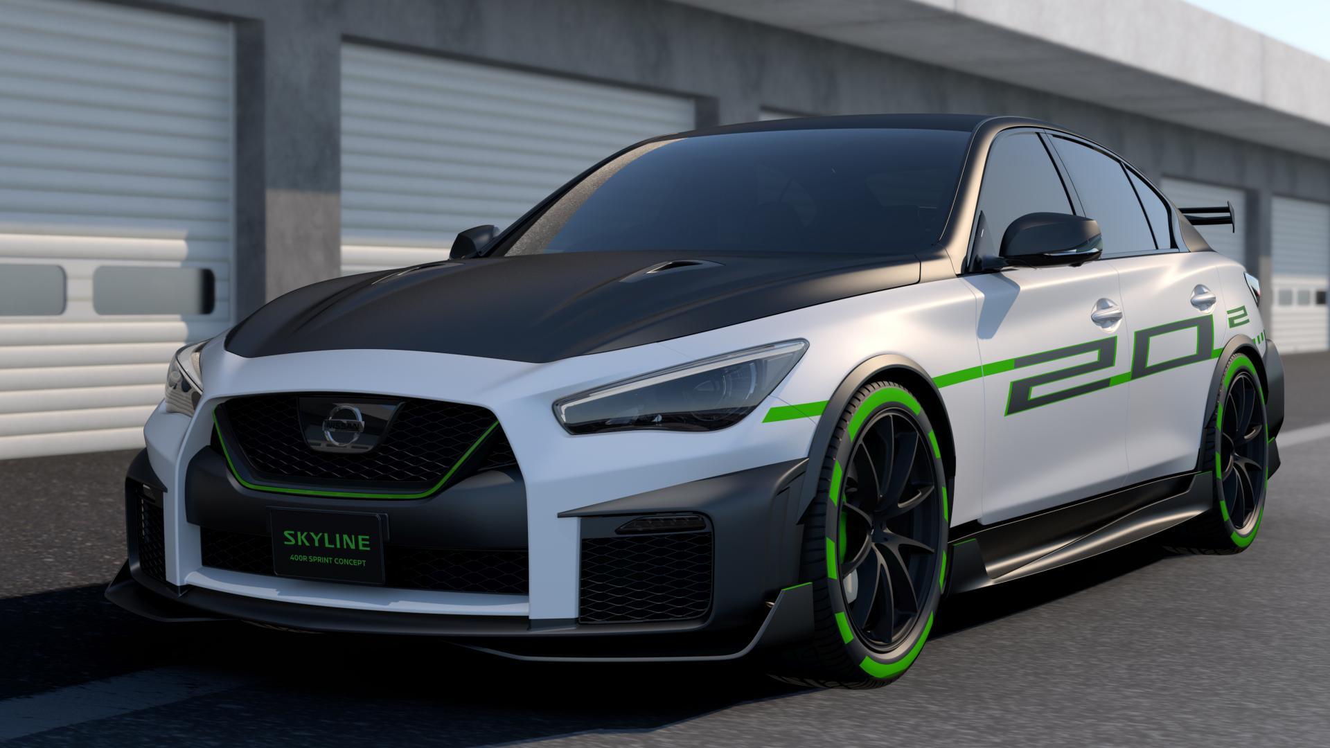 Nissan-Skyline-400R-Sprint-Concept