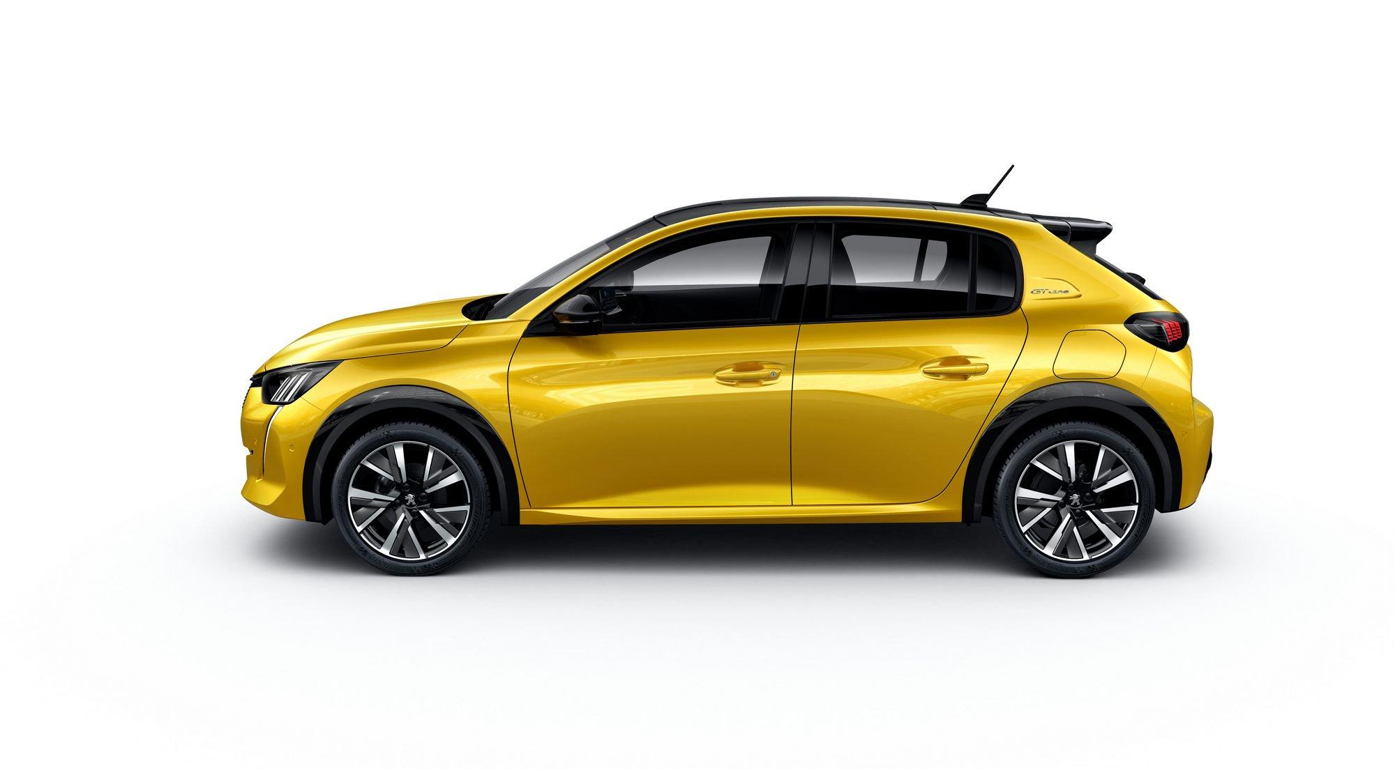 Peugeot 208 2019 (32)