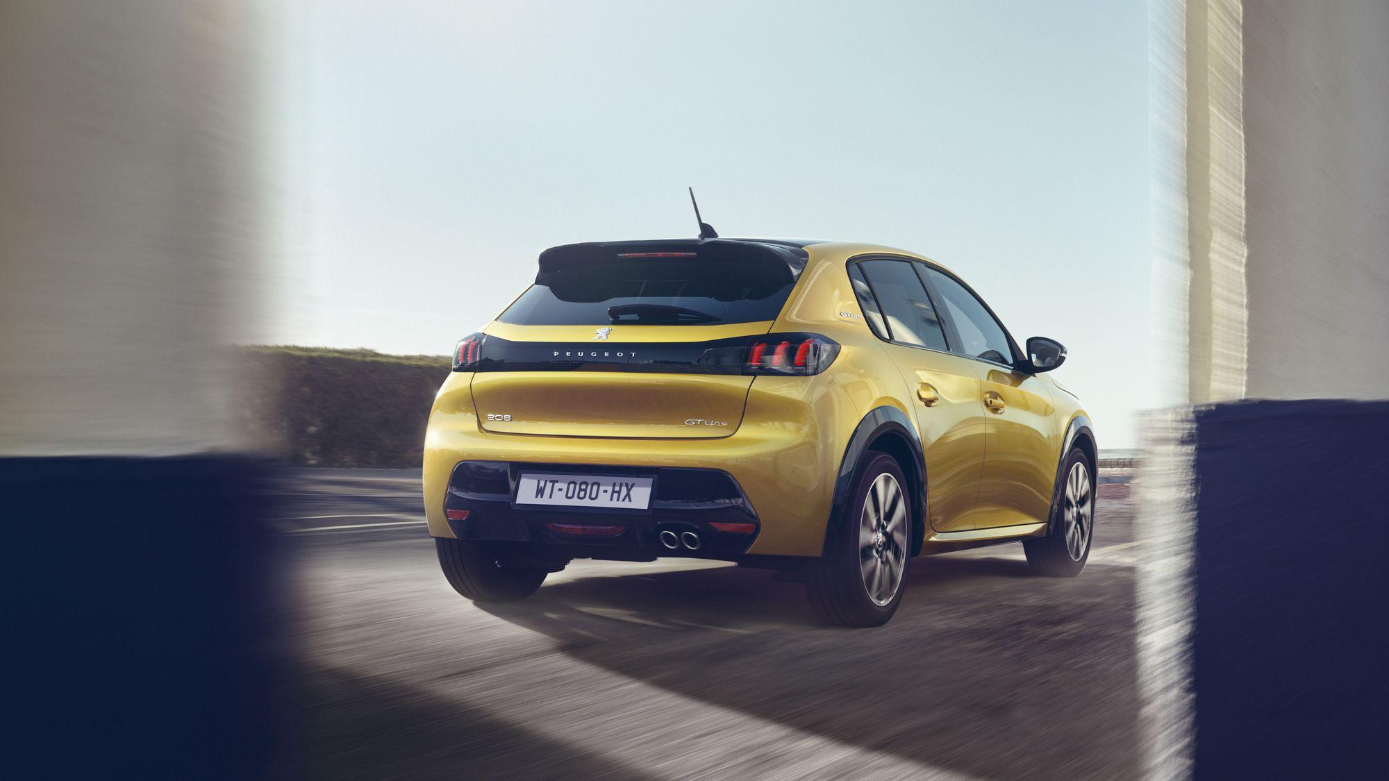 Peugeot 208 2019 (9)