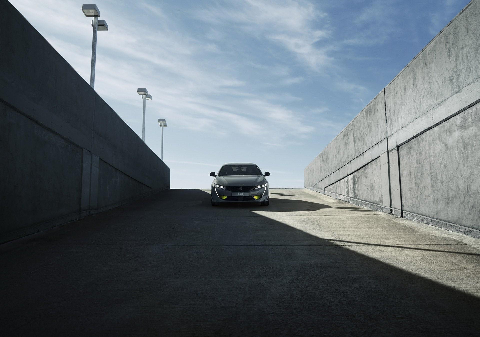 Peugeot 508 Sport Engineered Concept (14)
