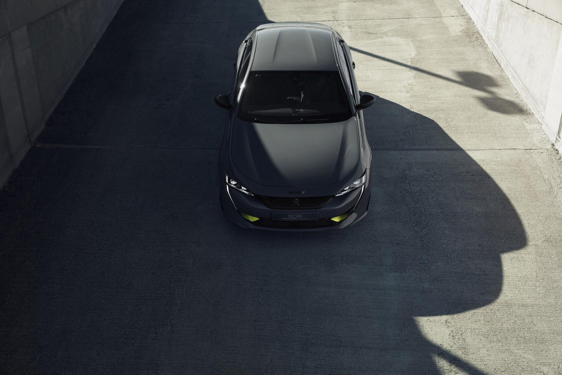 Peugeot 508 Sport Engineered Concept (15)