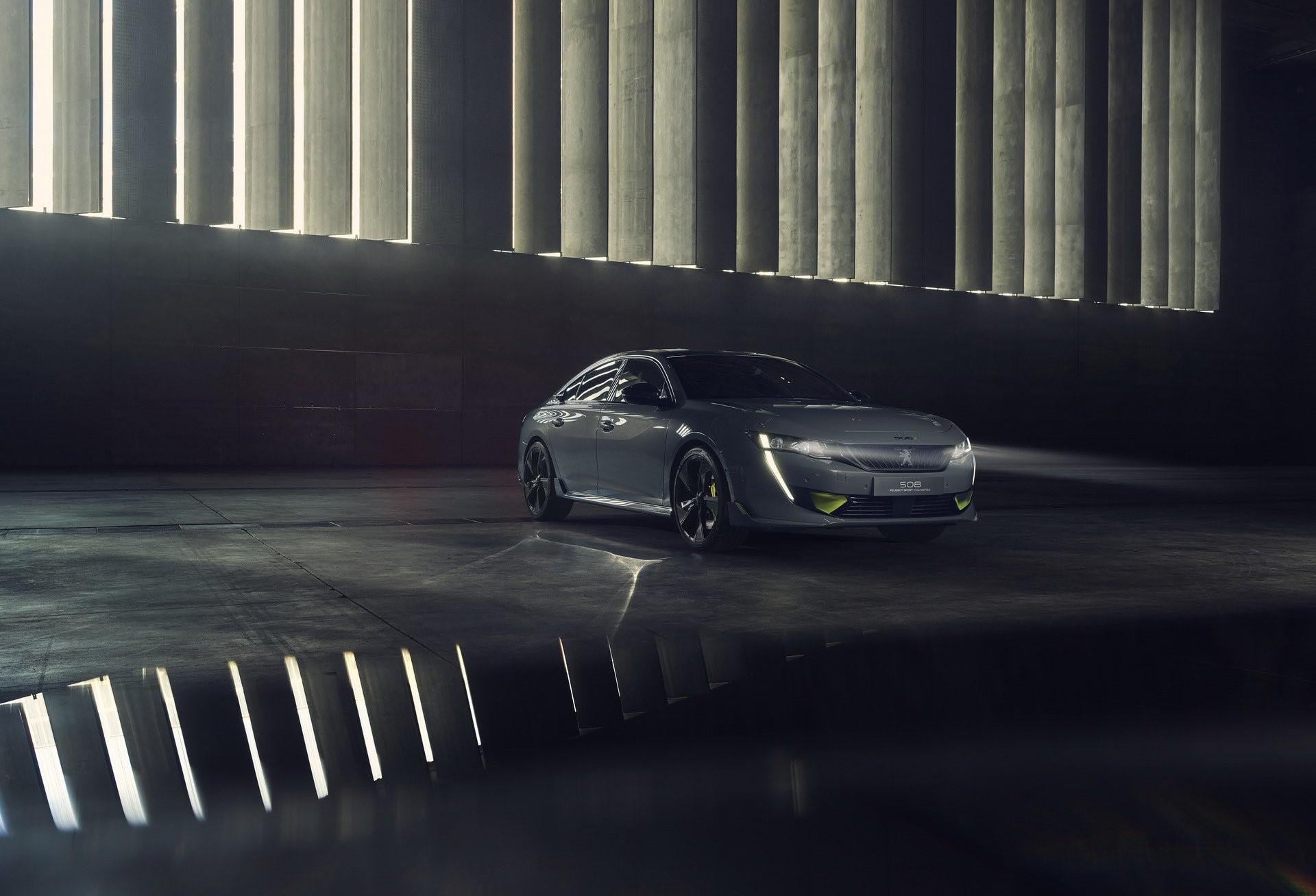 Peugeot 508 Sport Engineered Concept (52)