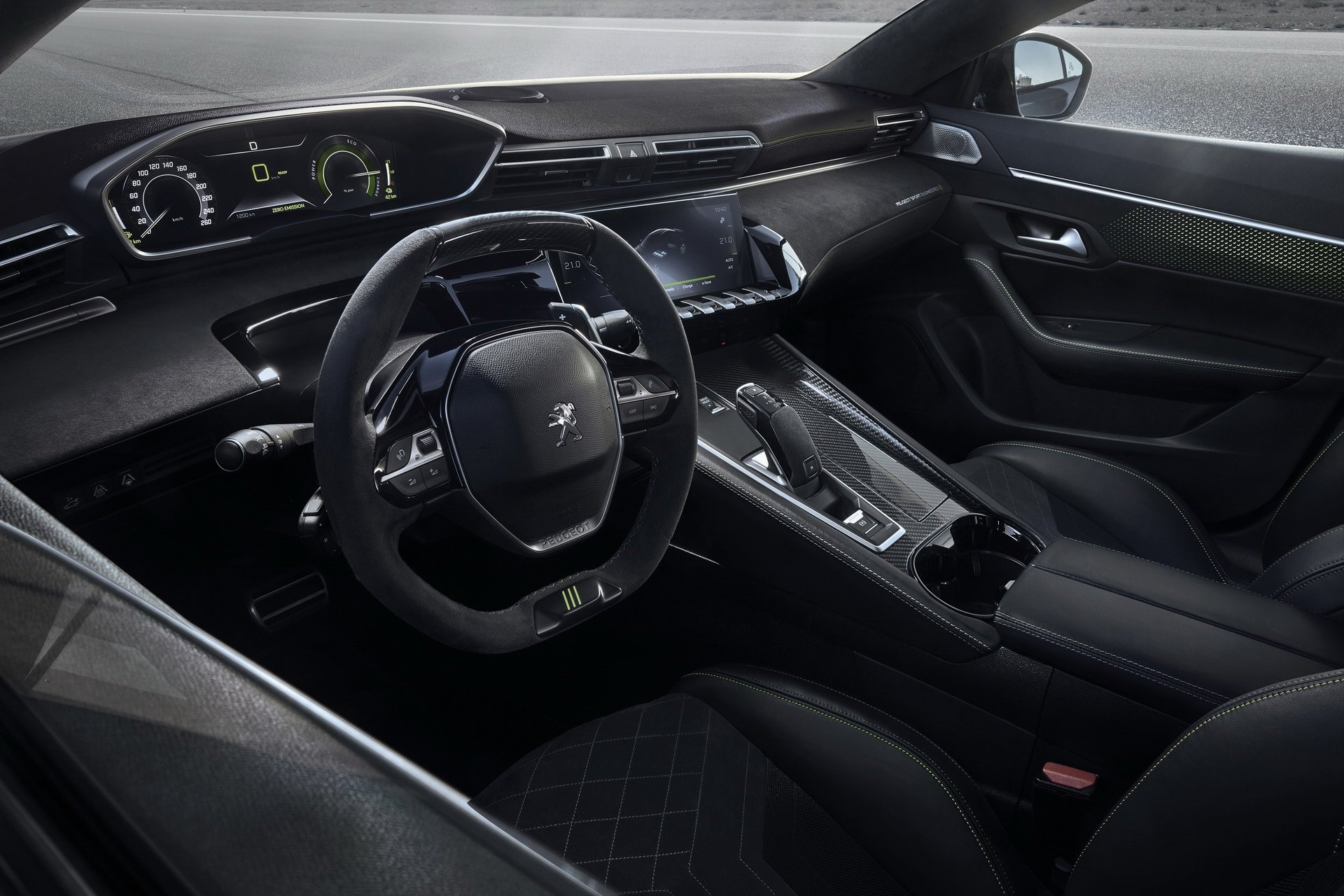 Peugeot 508 Sport Engineered Concept (61)