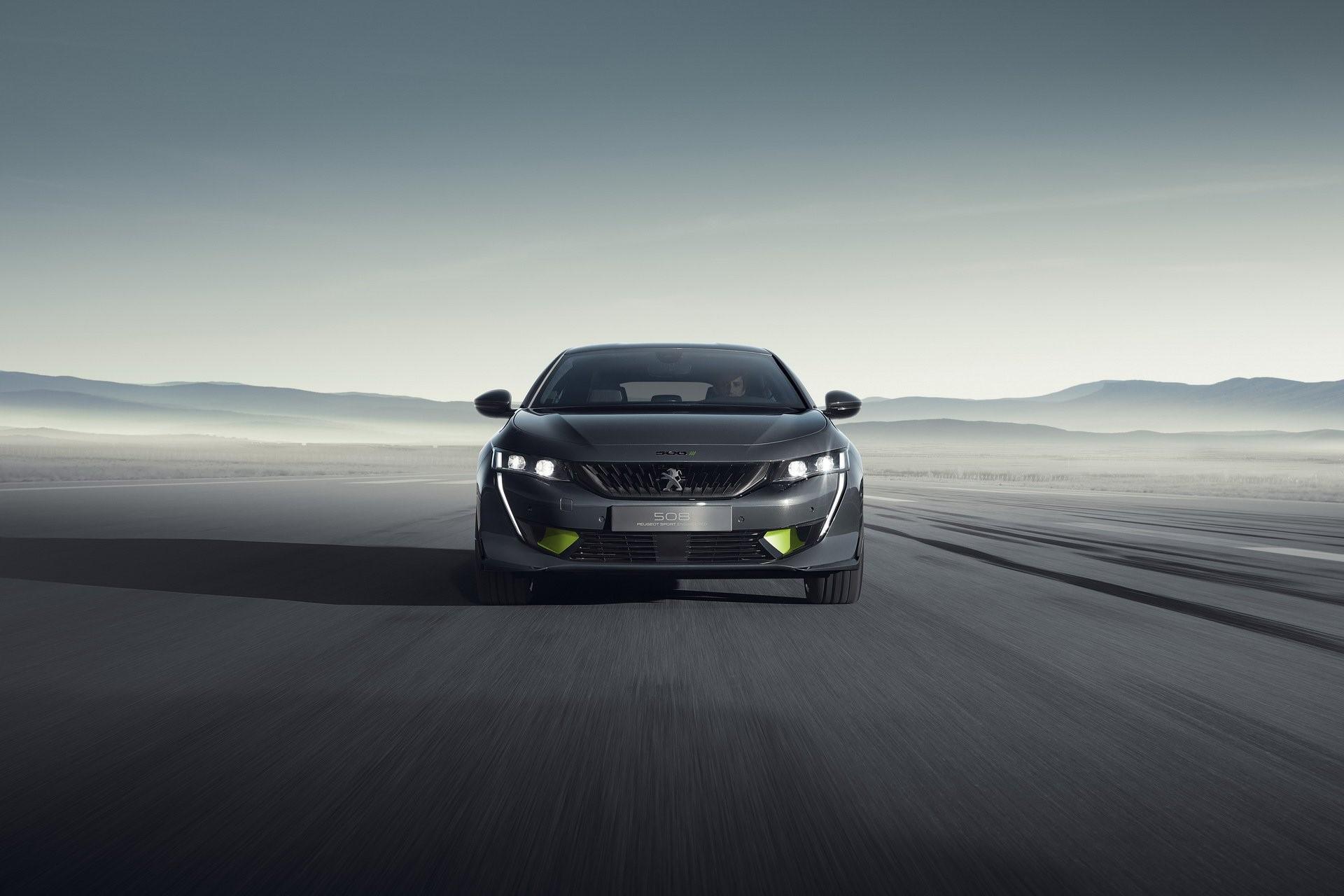 Peugeot 508 Sport Engineered Concept (7)