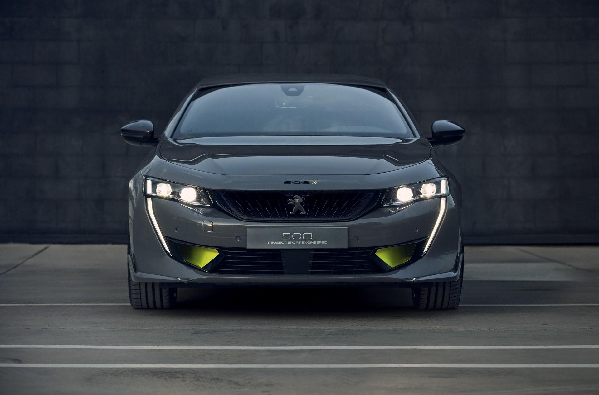 Peugeot 508 Sport Engineered Concept (80)